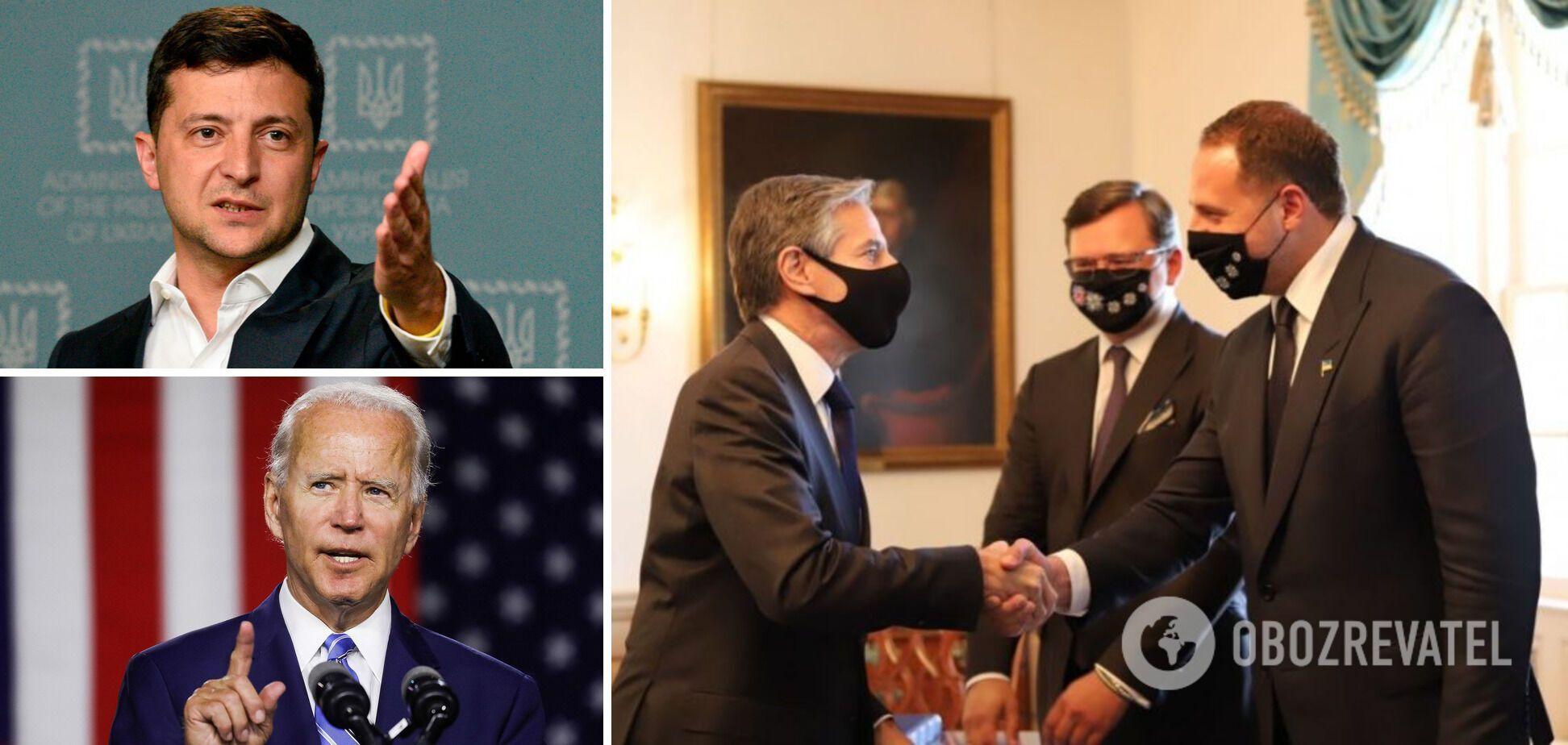 Зустріч Зеленського і Байдена: чого чекати Україні?