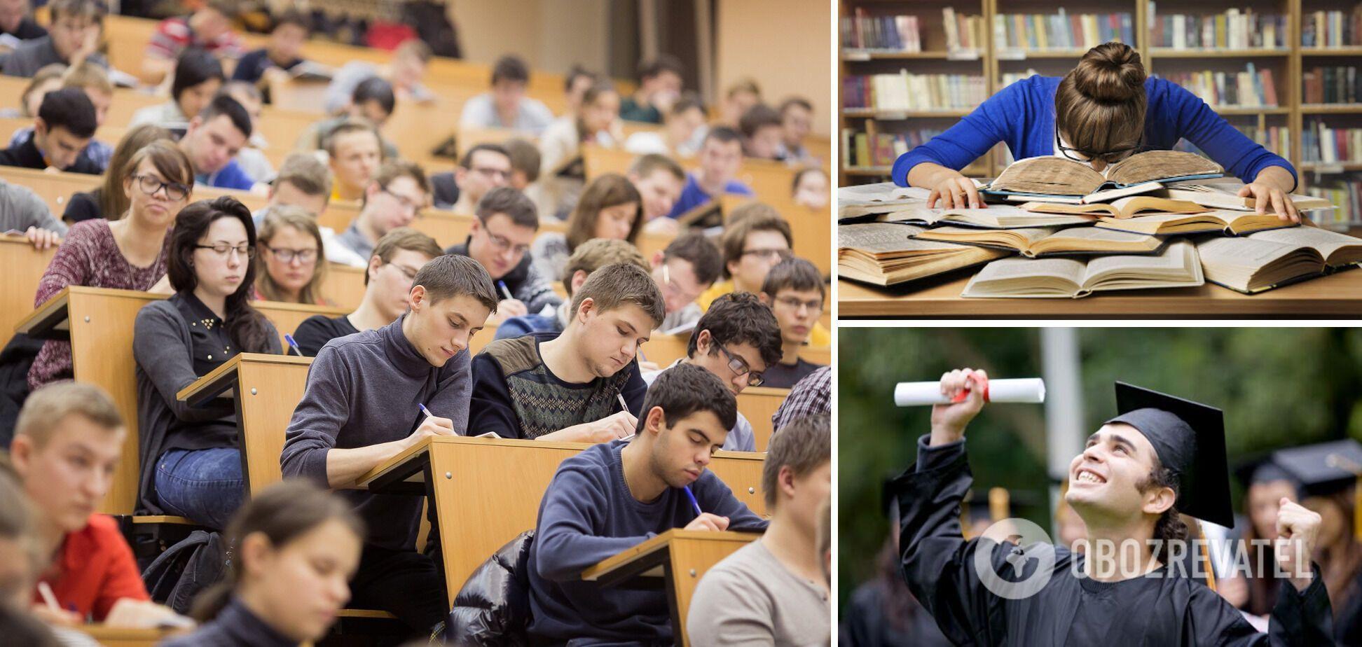 Высшее образование: привилегия для избранных или шаблон успешности