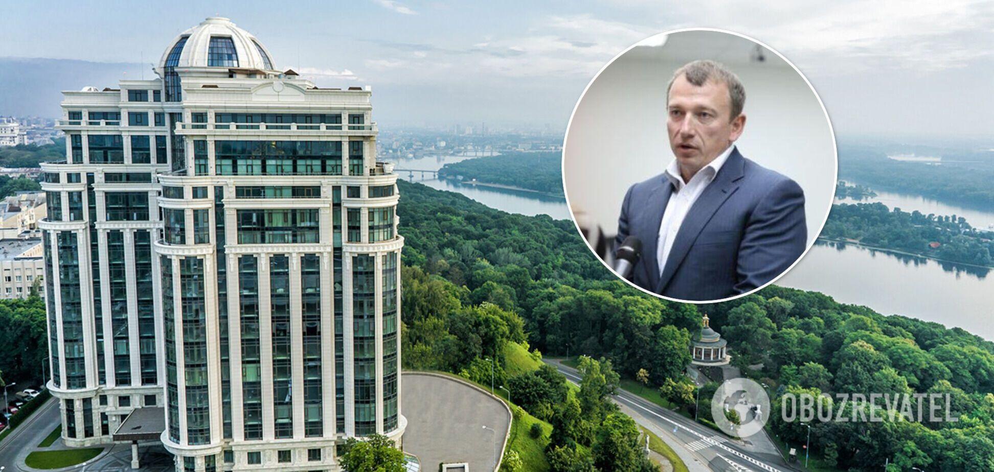 Родіон Бутко живе в центрі Києва і володіє 'Мілоаном'