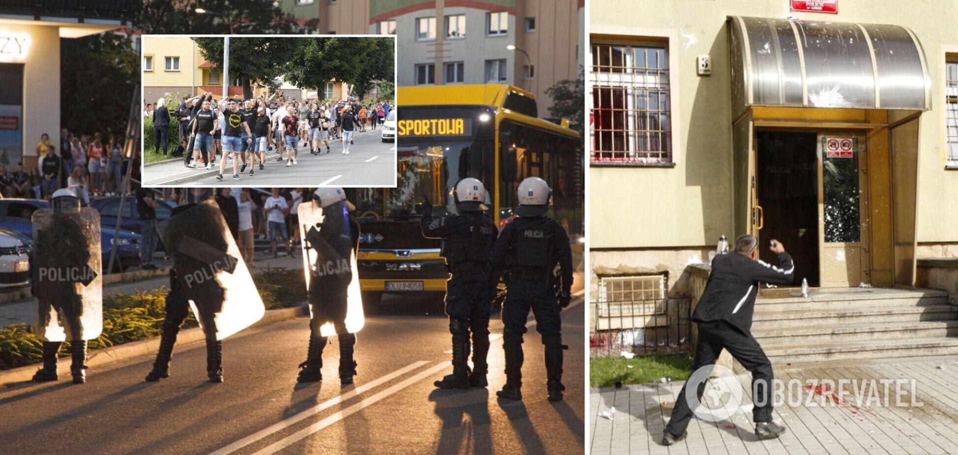 У Польщі пройшла масова акція протесту