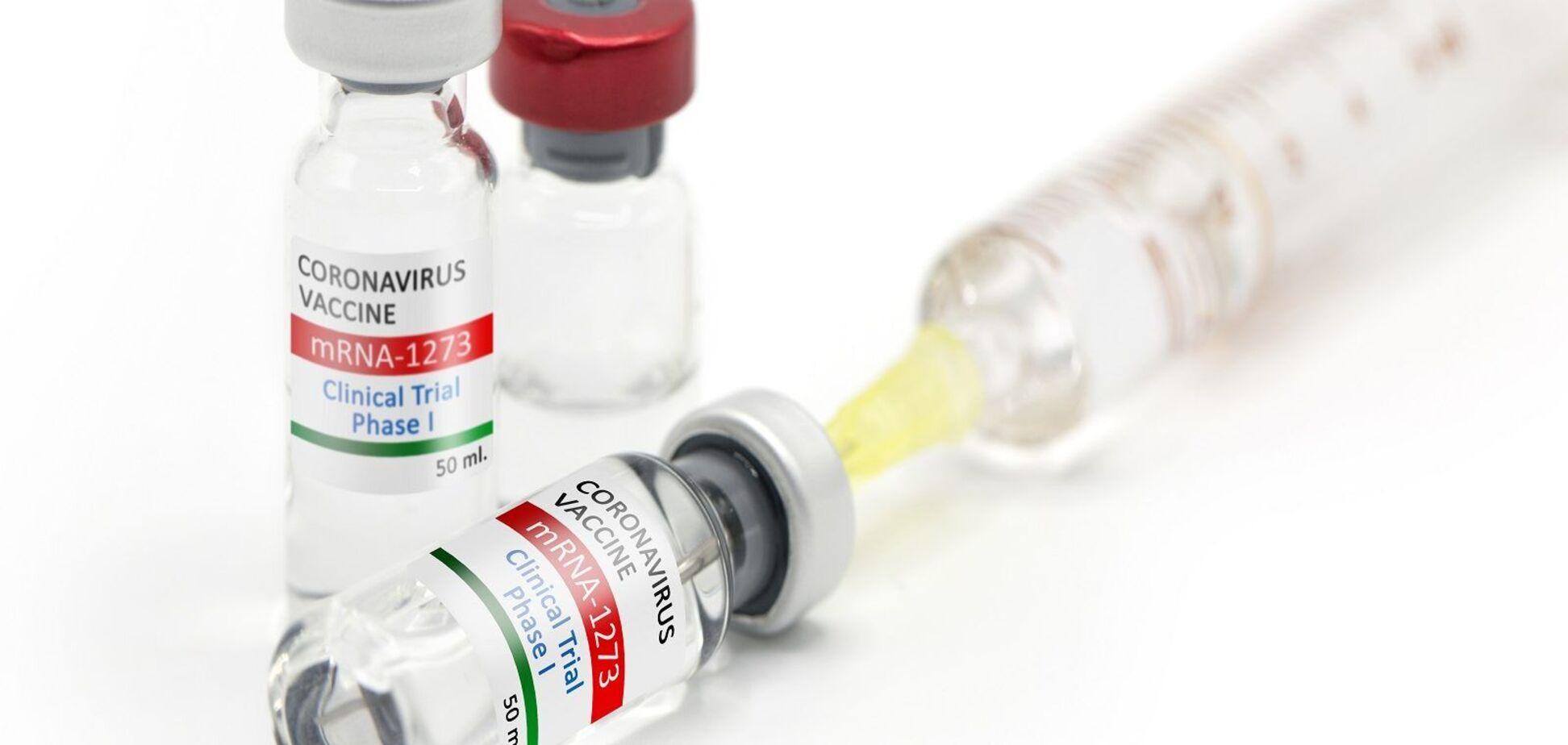 Ефективність мРНК-вакцин: більше 95%