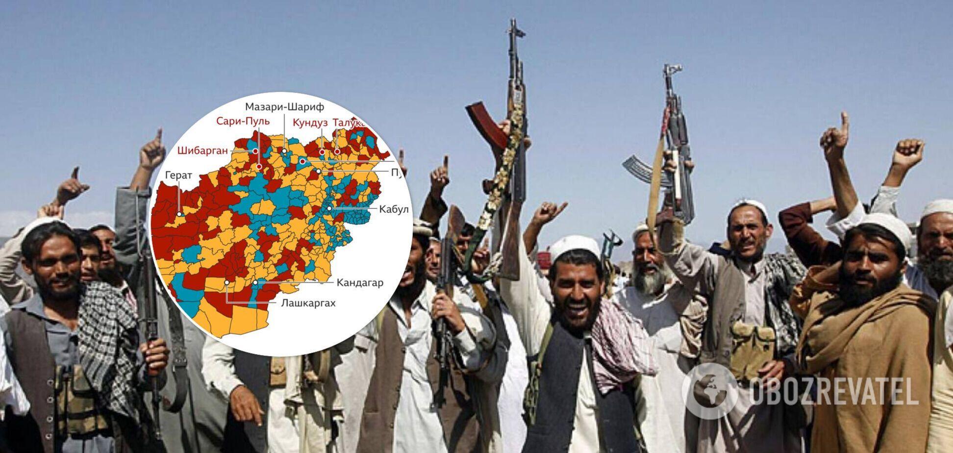 Посольство США в Афганистане