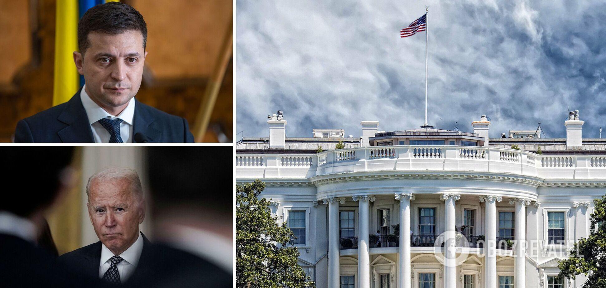 В Белом доме озвучили главные ожидания от встречи Зеленского с Байденом