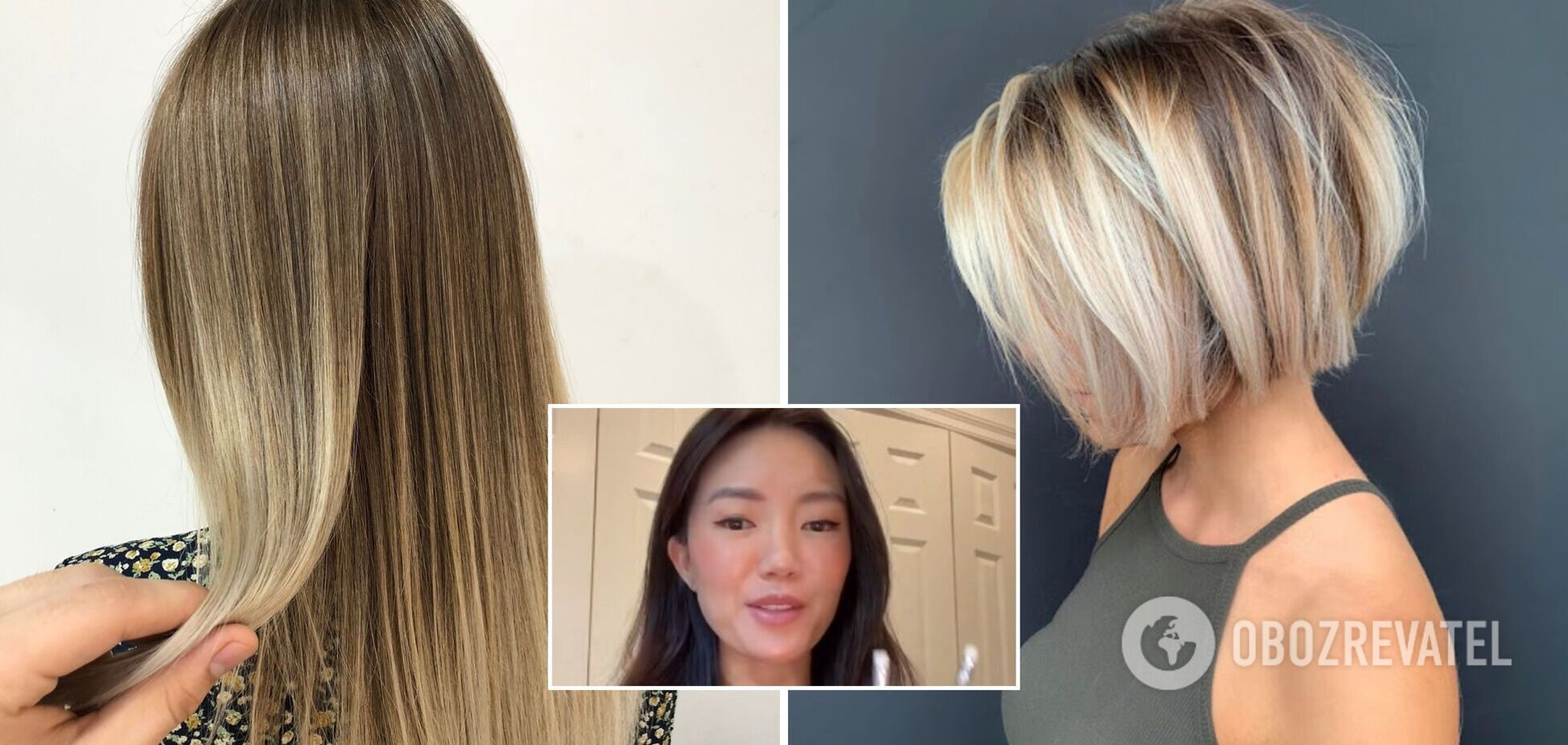 Определиться с удачной длиной волос могут помочь два карандаша и линейка