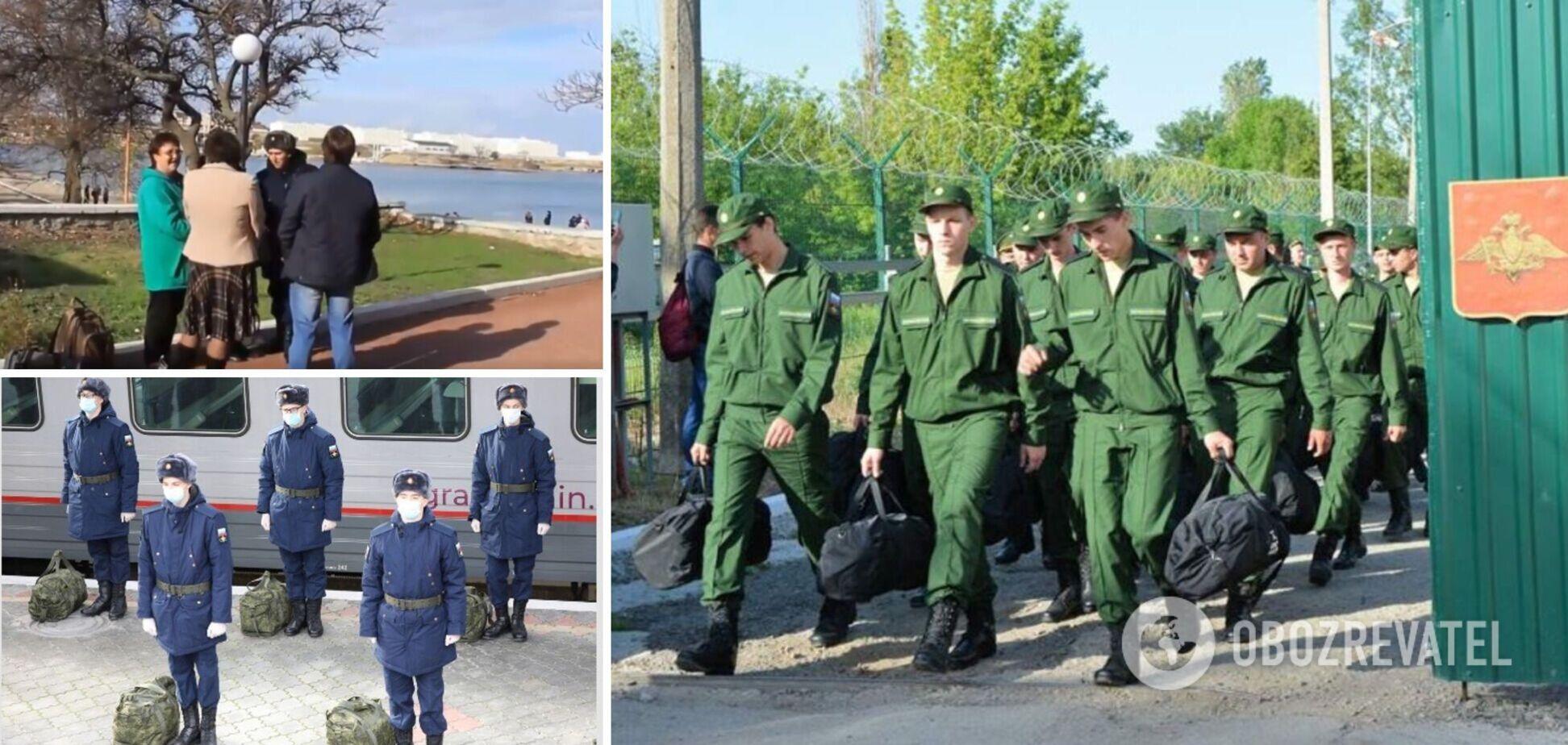 Огромные штрафы и письма с извинениями военкому: как в Крыму незаконно принуждают к службе в армии РФ