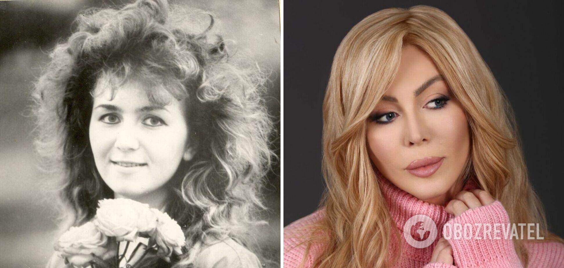 Як змінювалася Ірина Білик: фото зірки протягом кар'єри