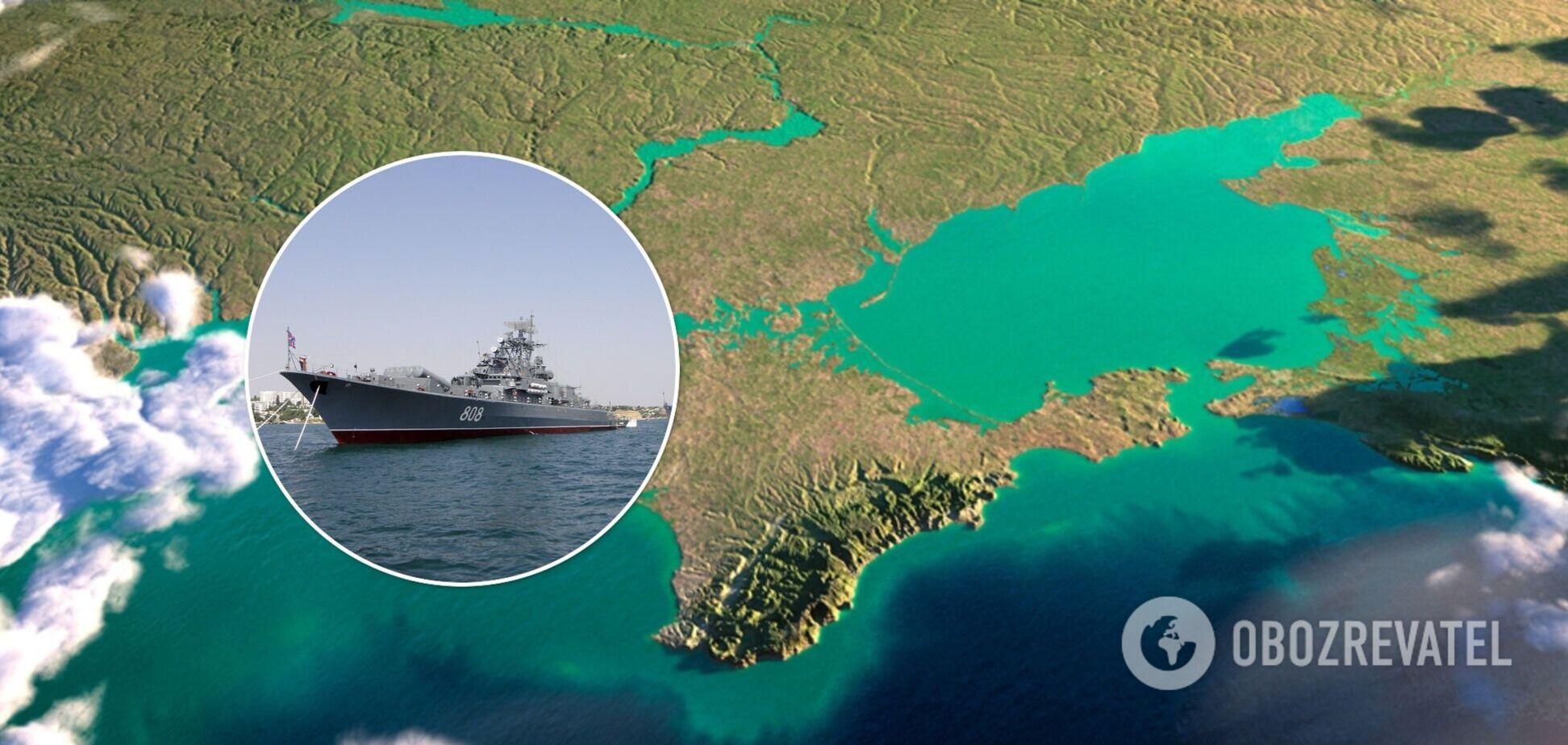 Россия блокирует свободное судоходство в Черном и Азовском морях: Кент выступил с заявлением