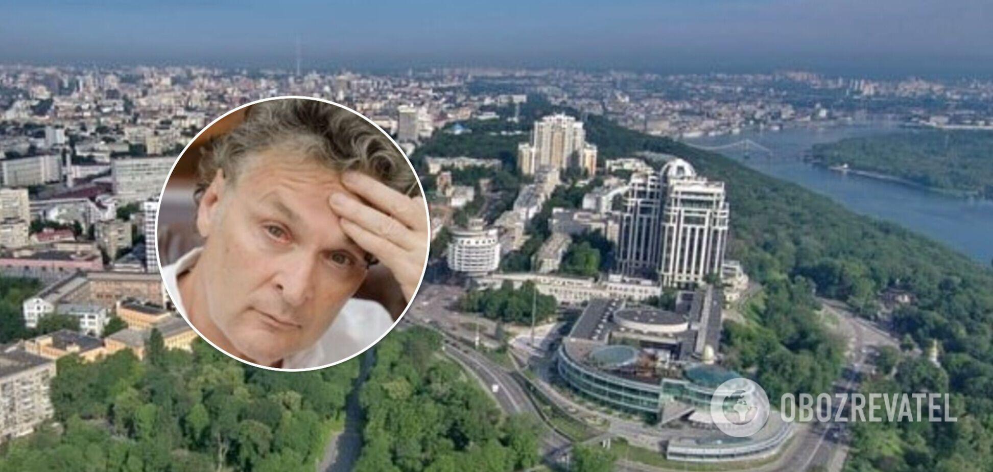 Майно Геннадія Балашова заарештували