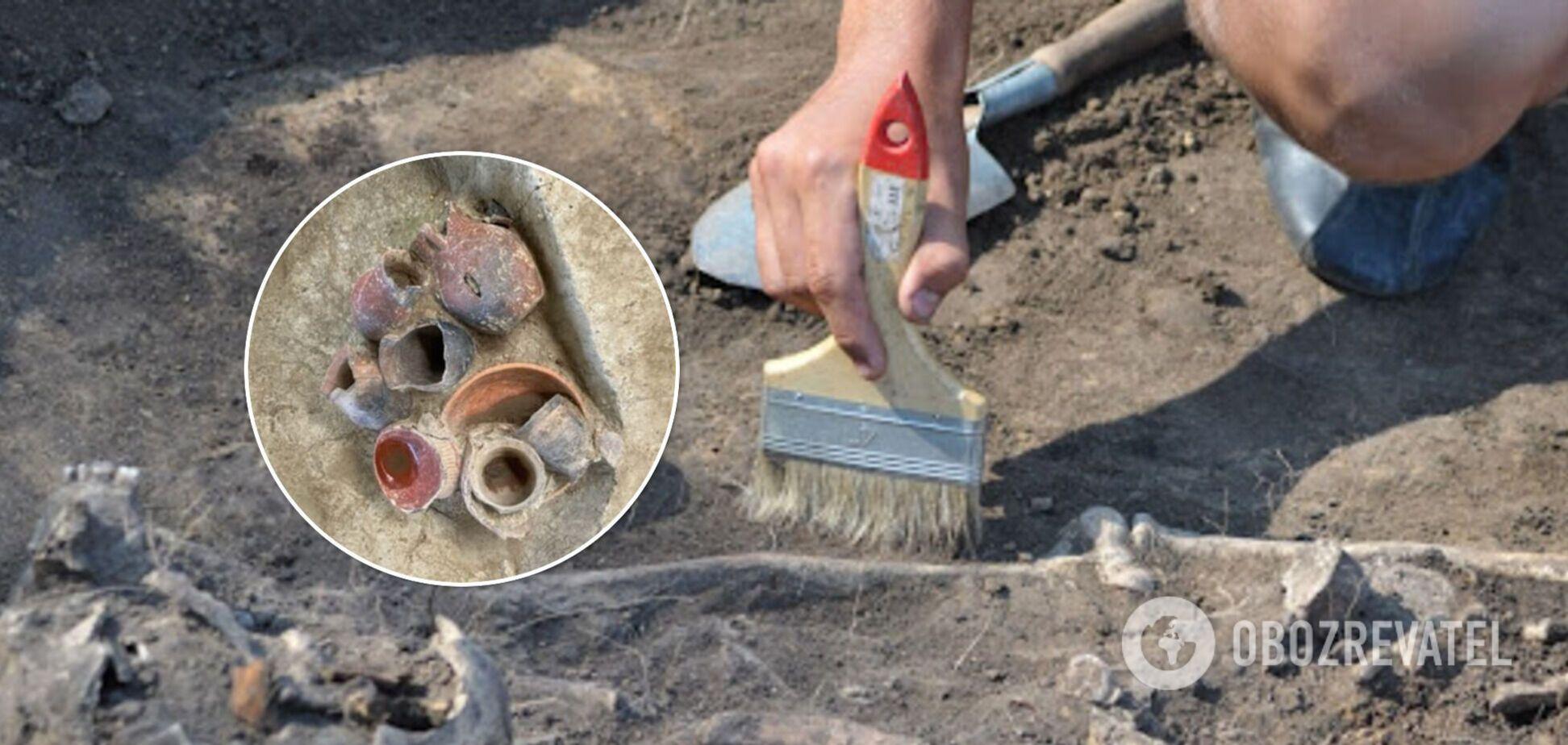 Археологи виявили в Китаї посуд зі слідами пива, якому 9 тис. років. Фото