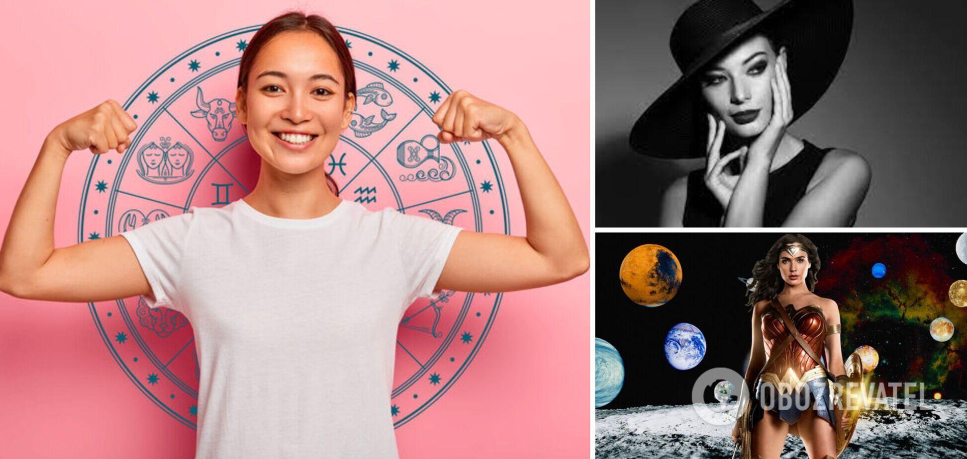 П'ять найсильніших жінок за знаком зодіаку: намагаються контролювати все