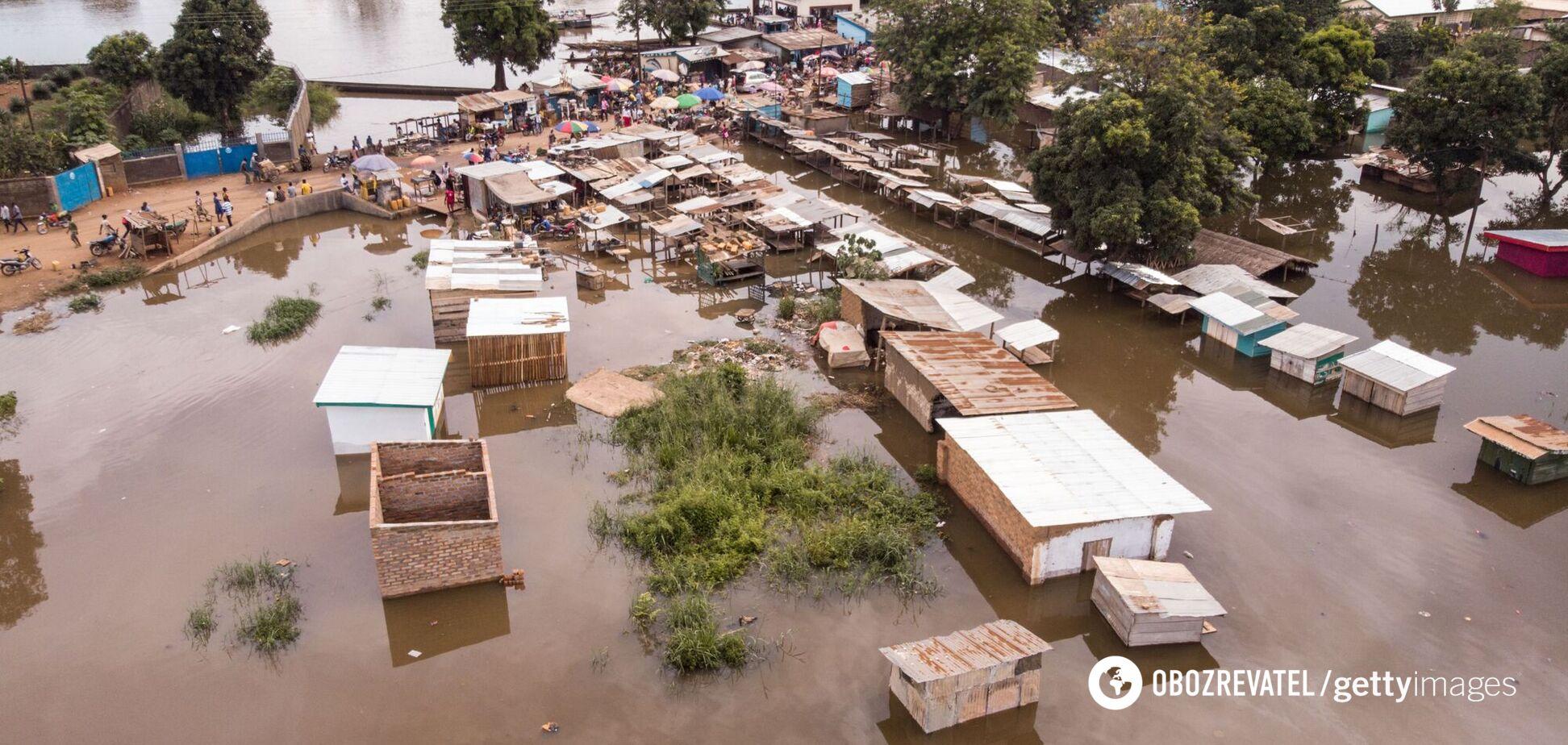 Количество погодных катаклизмов в мире выросло в пять раз: в ООН выступили с тревожным заявлением