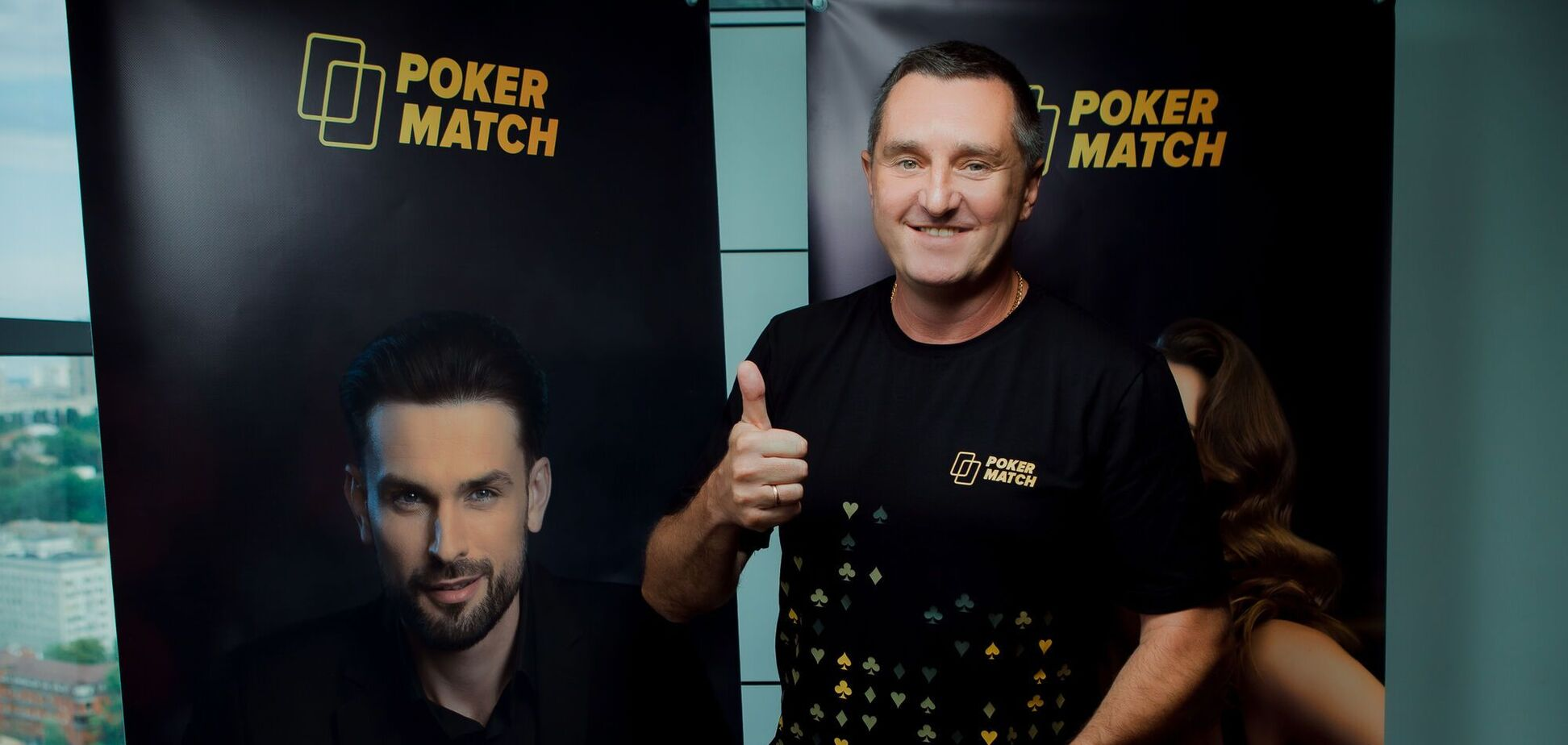 Дядя Жора став новим амбасадором покерного руму PokerMatch