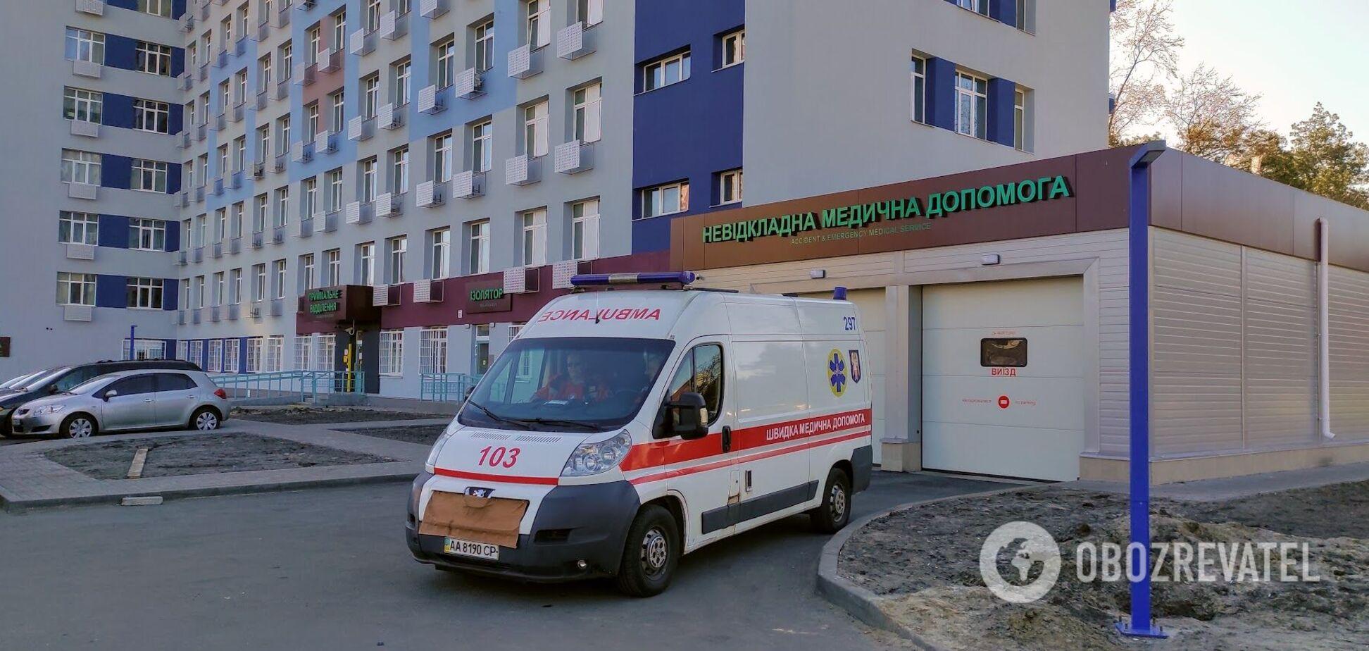 Кількість нових хворих в столиці збільшилась