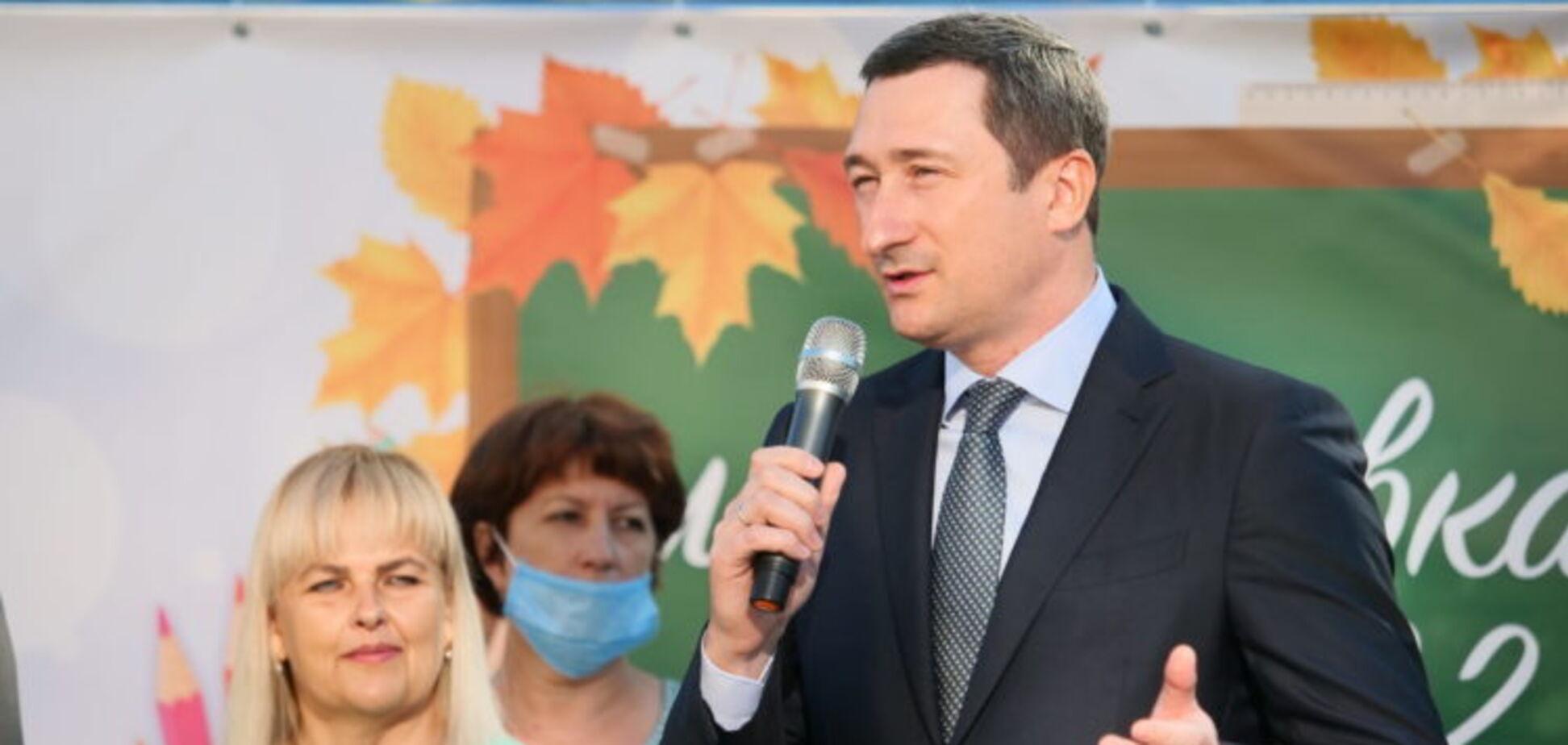 В Донецкой области реконструировали две школы, разрушенные обстрелами: Чернышов принял участие в открытии. Фото