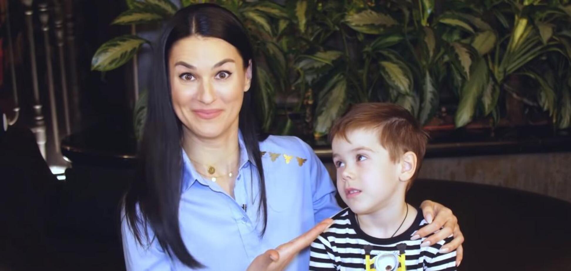 Сын Ефросининой будет учиться в элитной школе Киева: год обучения там стоит 12,5 тыс. долларов