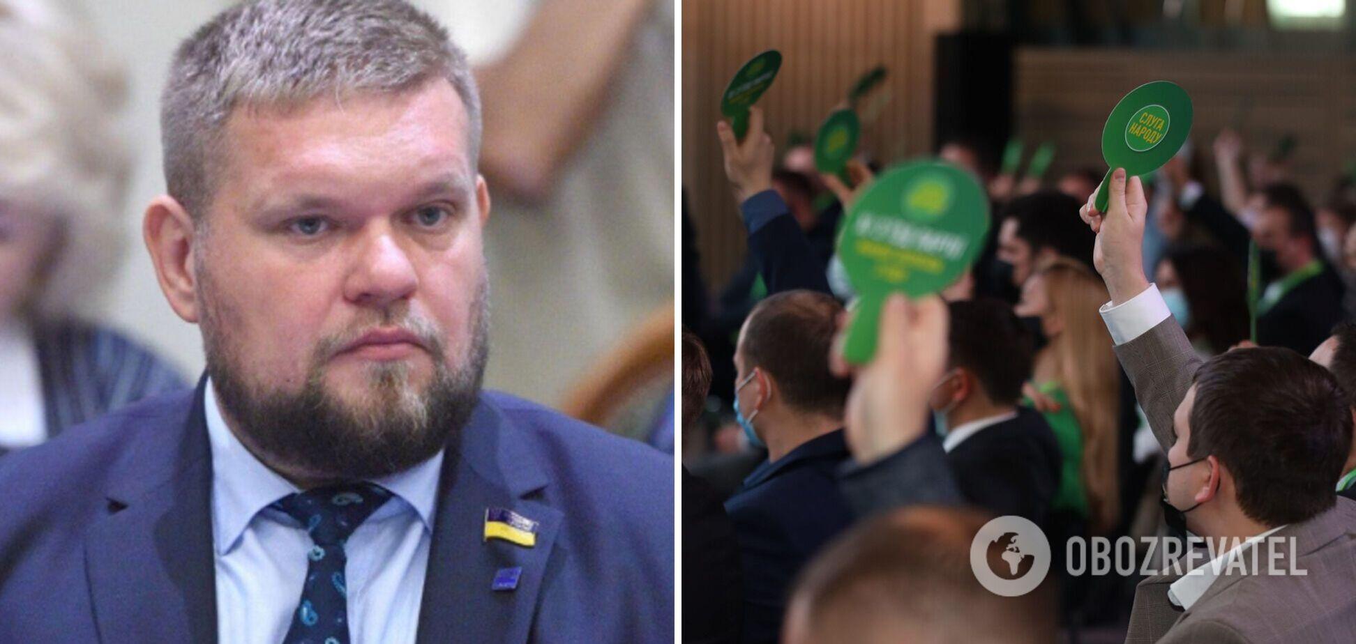В 'Слуге народа' поддержали нардепа Клочко, мама которого резко разбогатела за время его депутатства. Видео