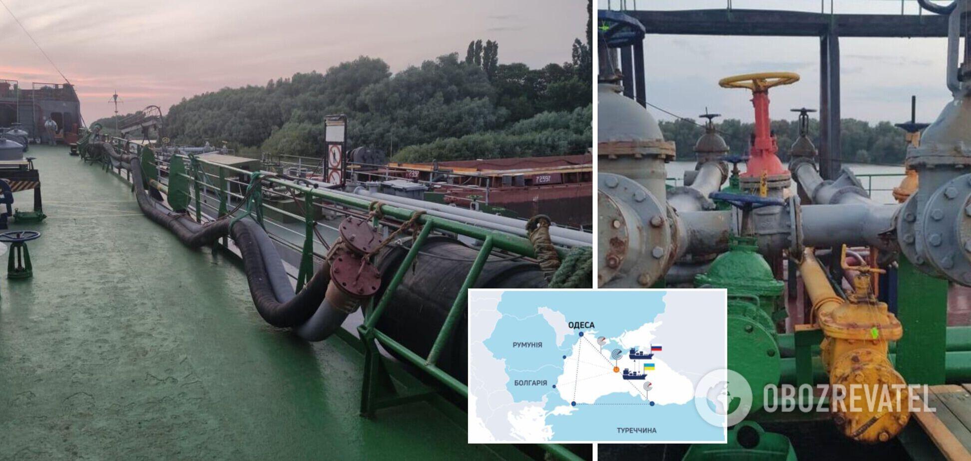В ГБР разоблачили схему 'импорта' нелегального российского топлива в Украину
