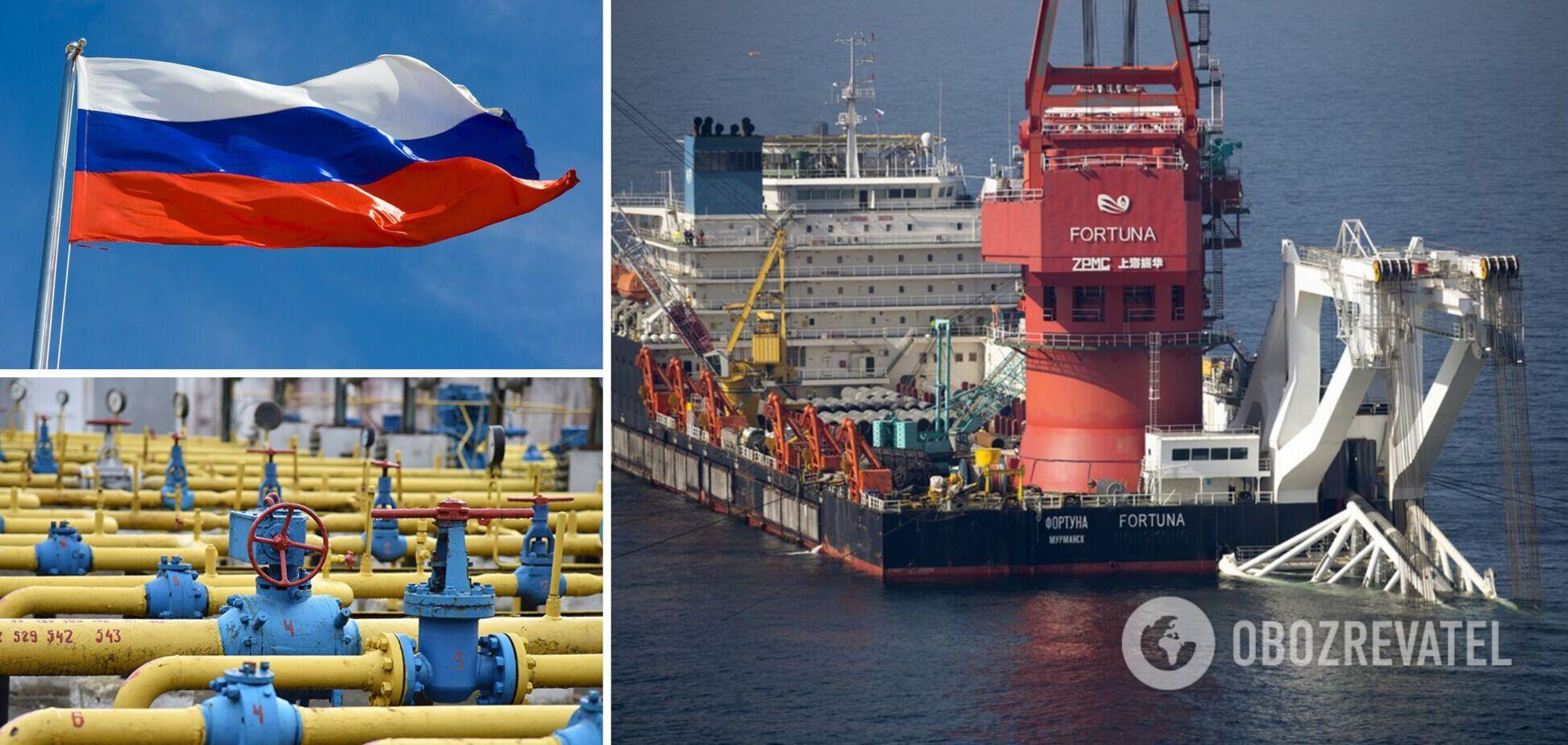 В РФ заявили о готовности продолжить транзит газа через Украину