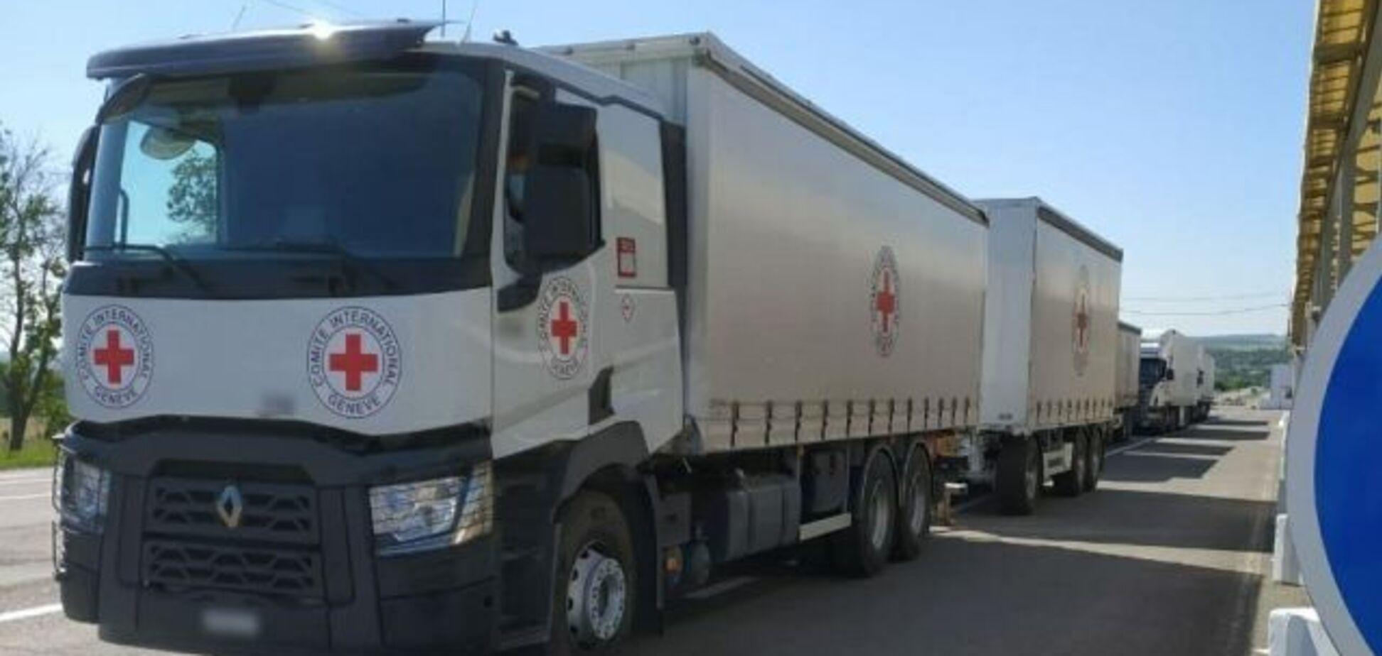 Кому в ОРДЛО распределяется гуманитарная помощь ООН