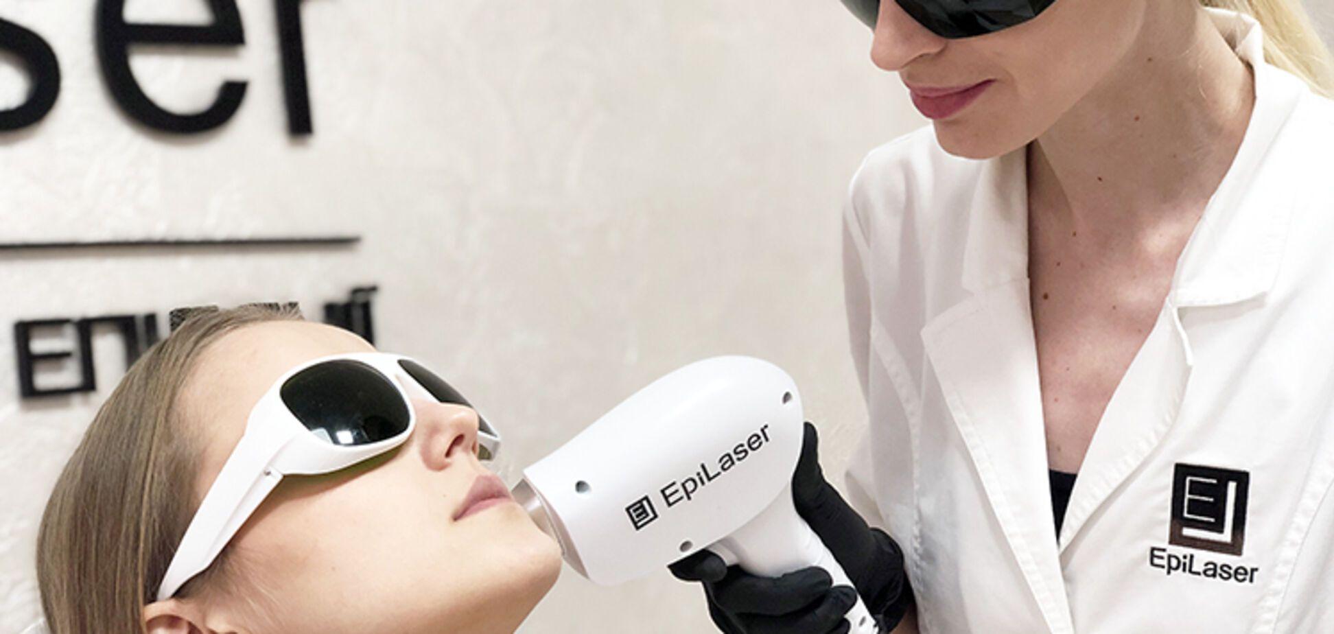 Лазерна епіляція безпечна та ефективна як для темного, так і для світлого волосся