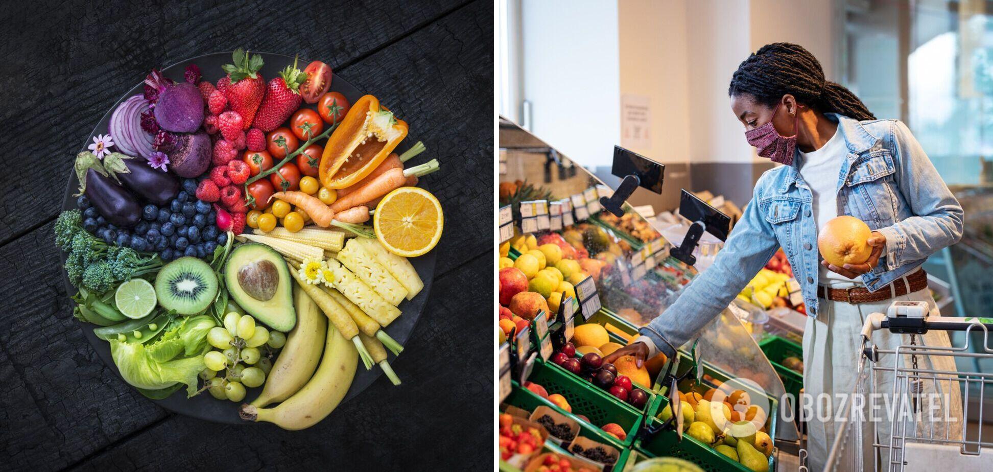 Употребление фруктов может продлить жизнь