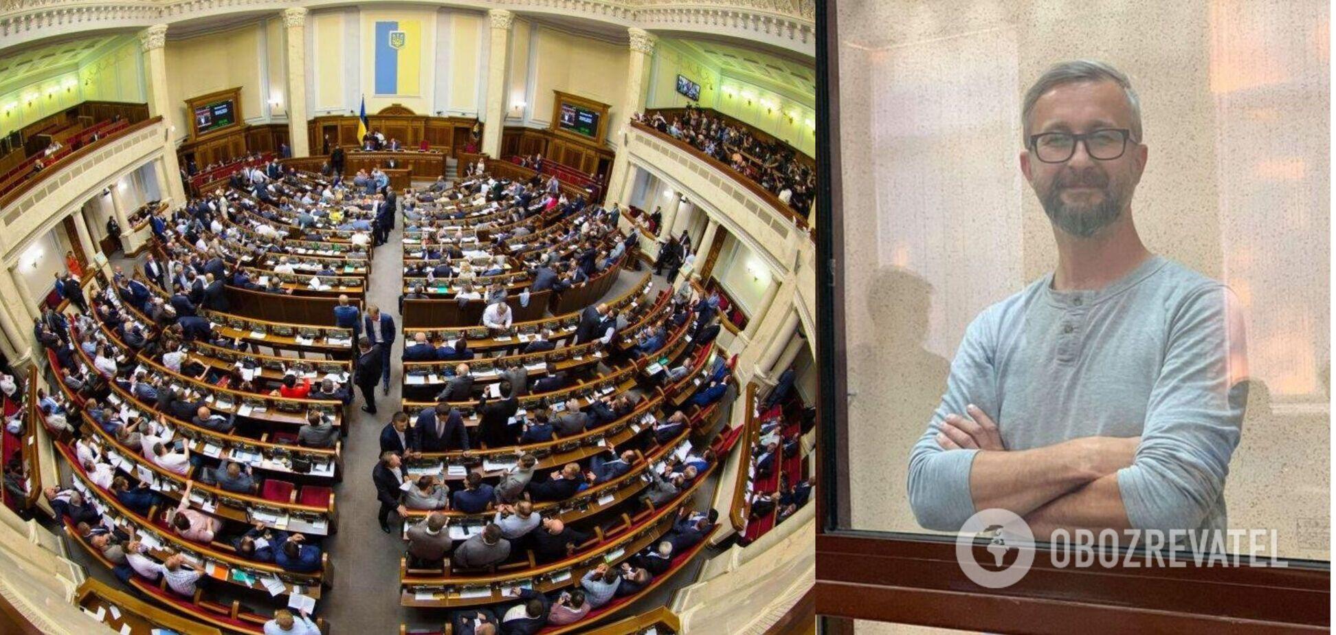 Рада засудила обшуки, викрадення і арешт Джелялова