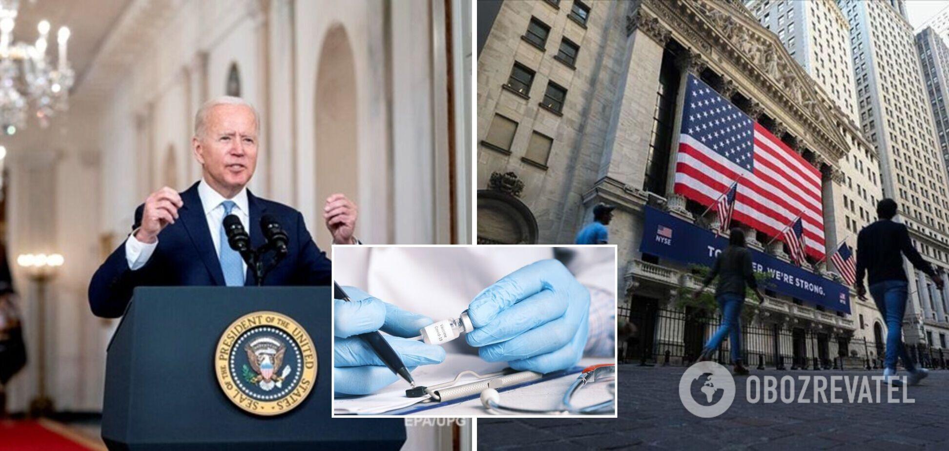 Вакцинация или тестирование: в США вводят новые правила в связи со всплеском COVID-19