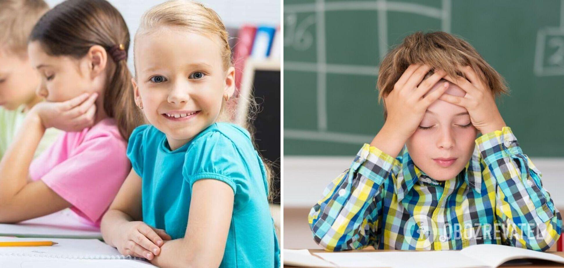 Когда ребенок говорит: 'я не хочу в школу'