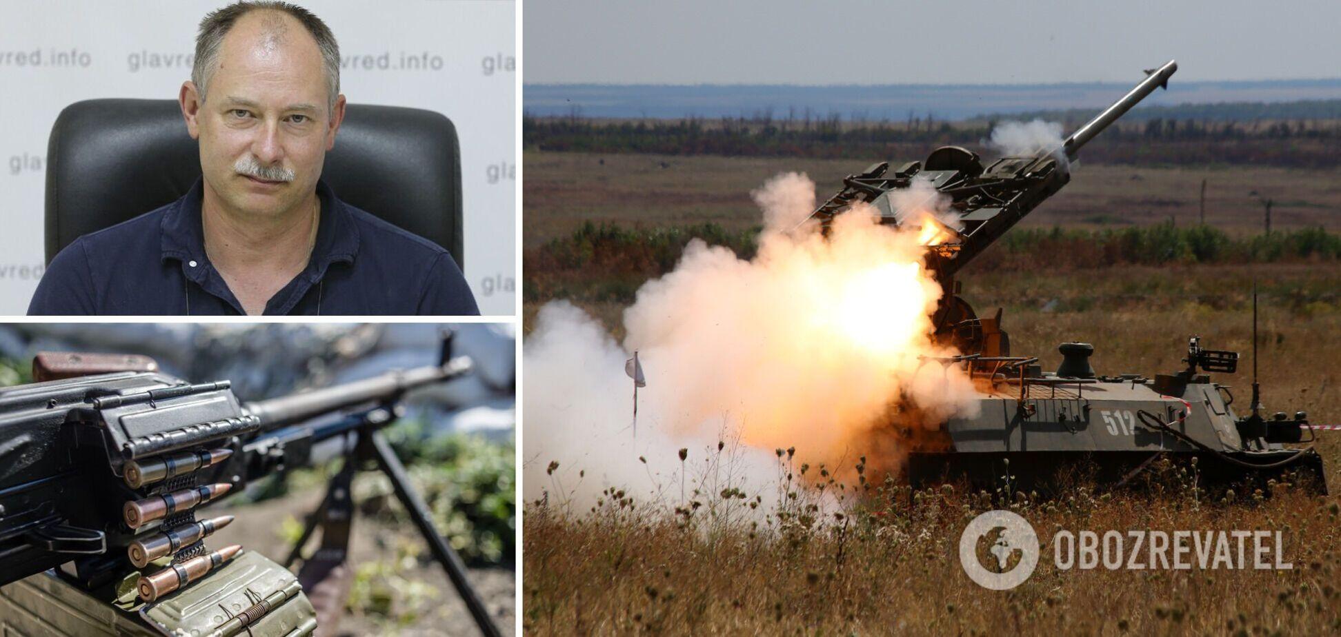 Військовий експерт Олег Жданов назвав причину загострення на Донбасі