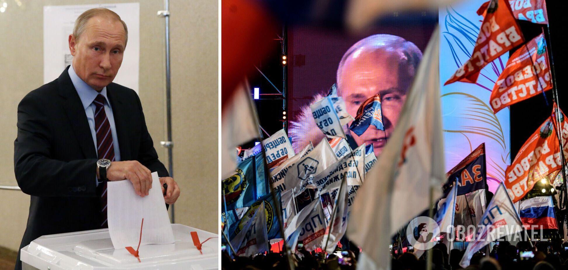 Путин может использовать жителей Донбасса на выборах в России, предупредил Жданов