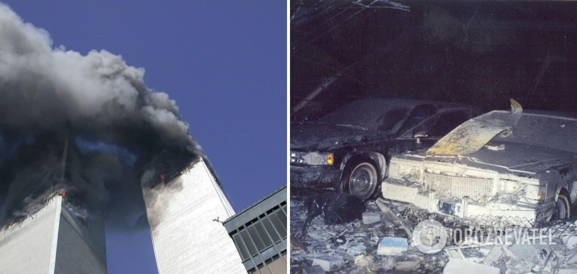 Дим, руїни і розпач: спецслужби США показали рідкісні архівні фото теракту 9/11