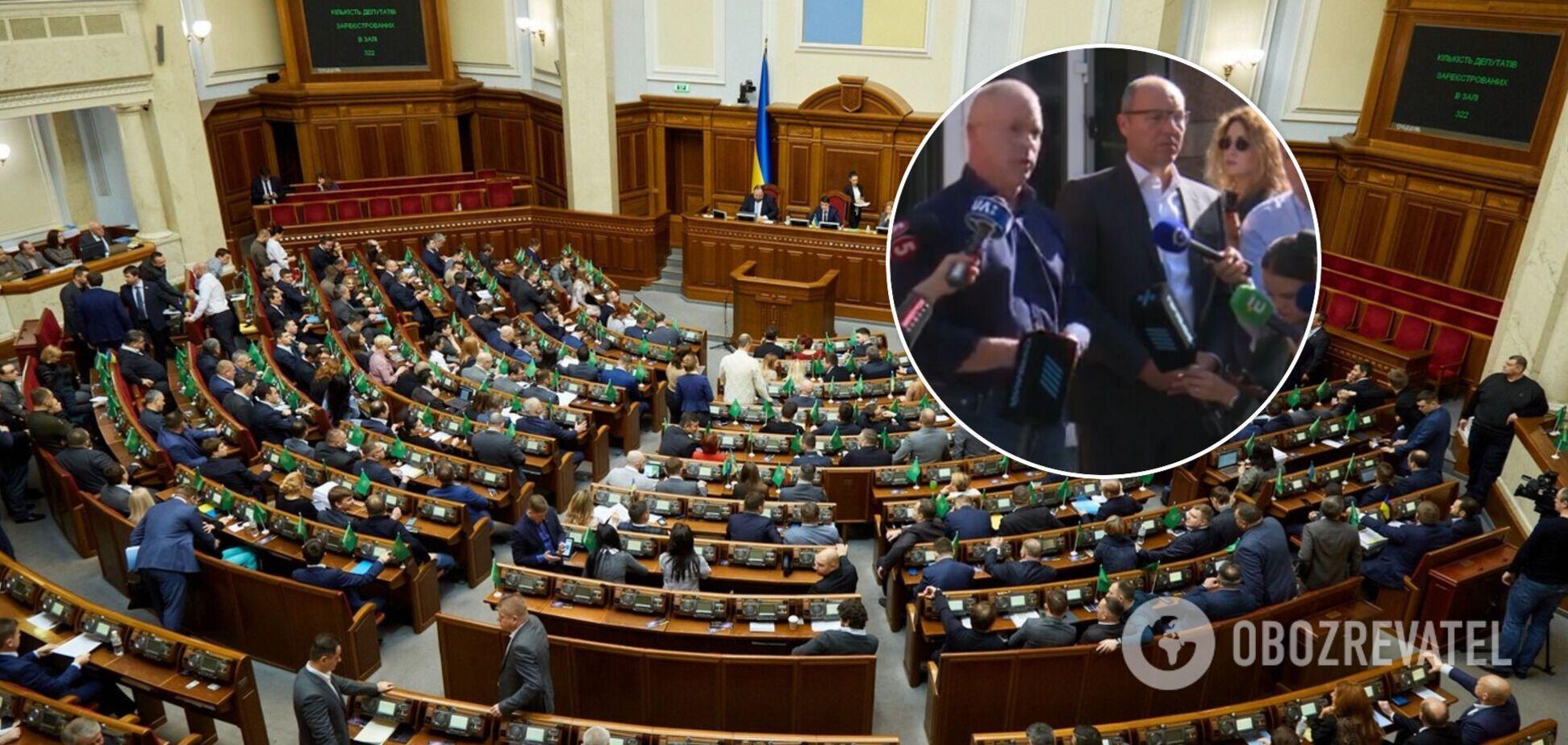 Парламентская ВСК для расследования 'вагнергейта' должна вызвать и заслушать представителей власти