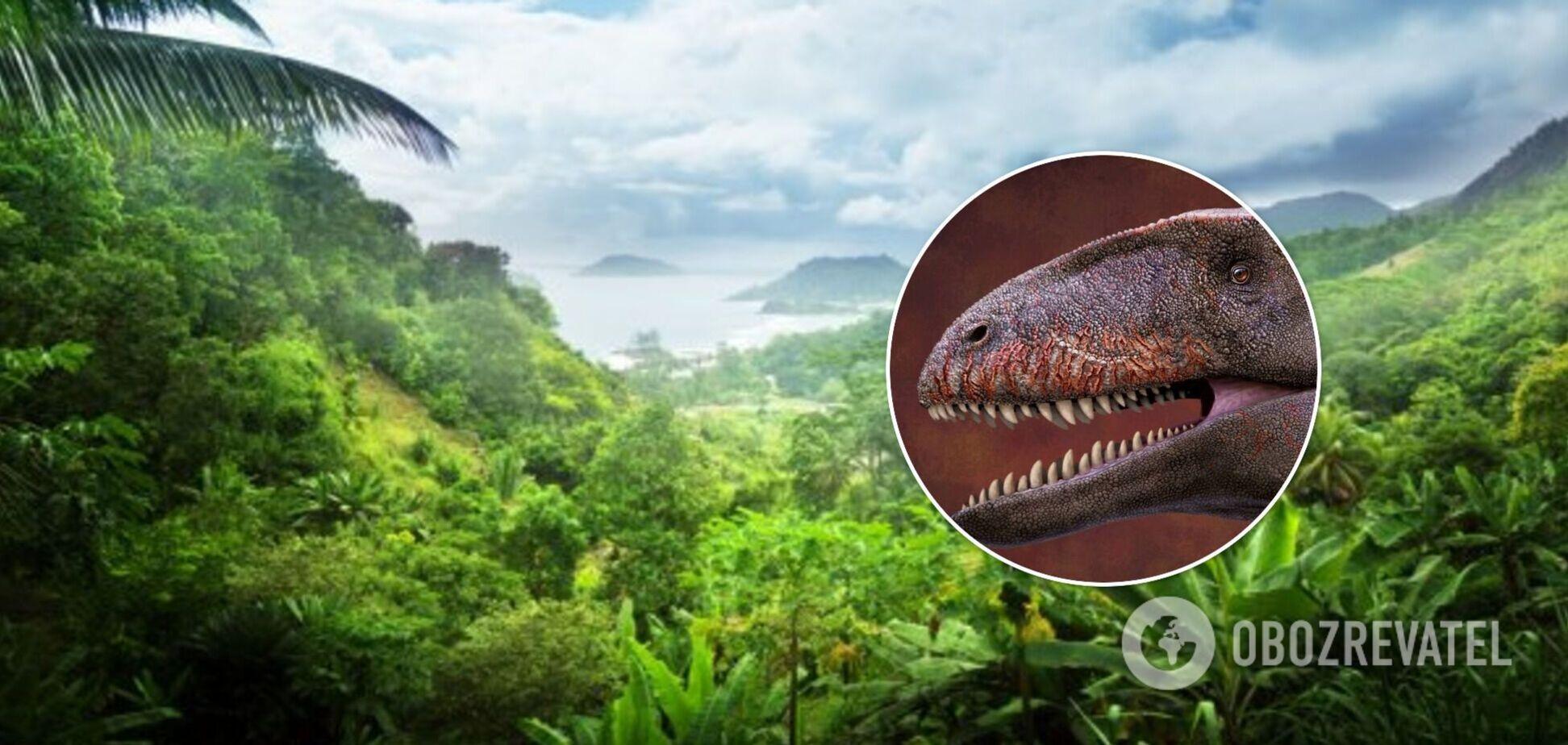 Ученые обнаружили останки неизвестного ранее гигантского динозавра, который жил 90 млн лет назад. Фото