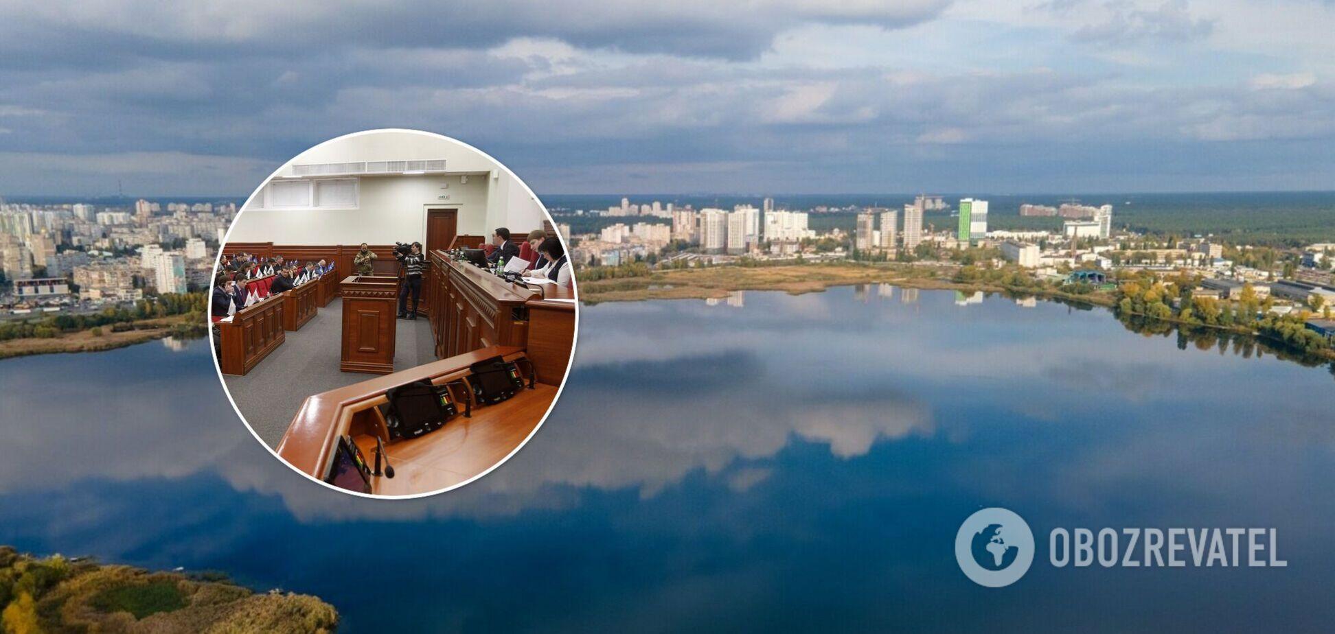 В Вырлице обнаружили кишечную палочку: в Киевсовете обсуждают, как решить вопрос экологии озера