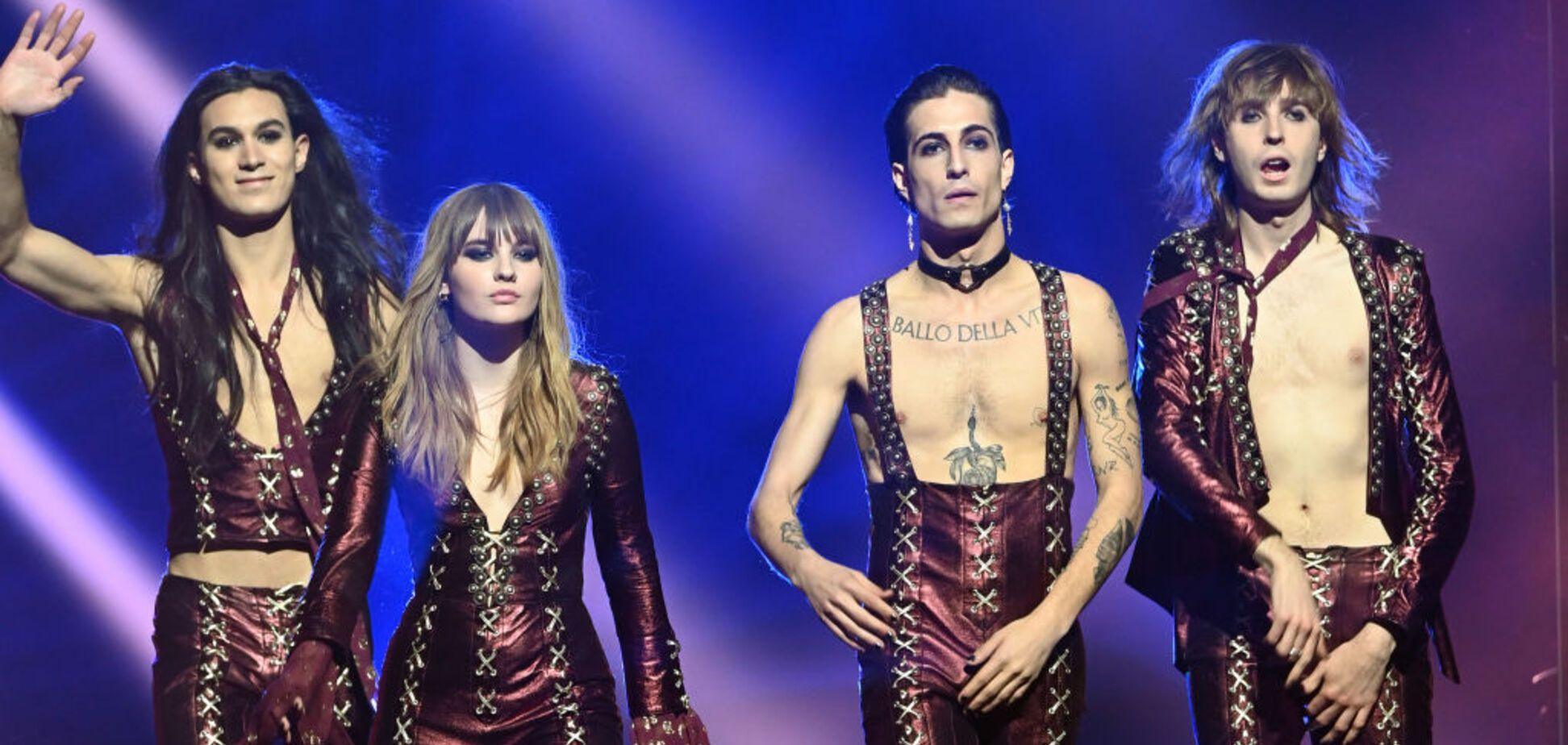 Победители 'Евровидения' Maneskin стали новым лицом Gucci. Фото