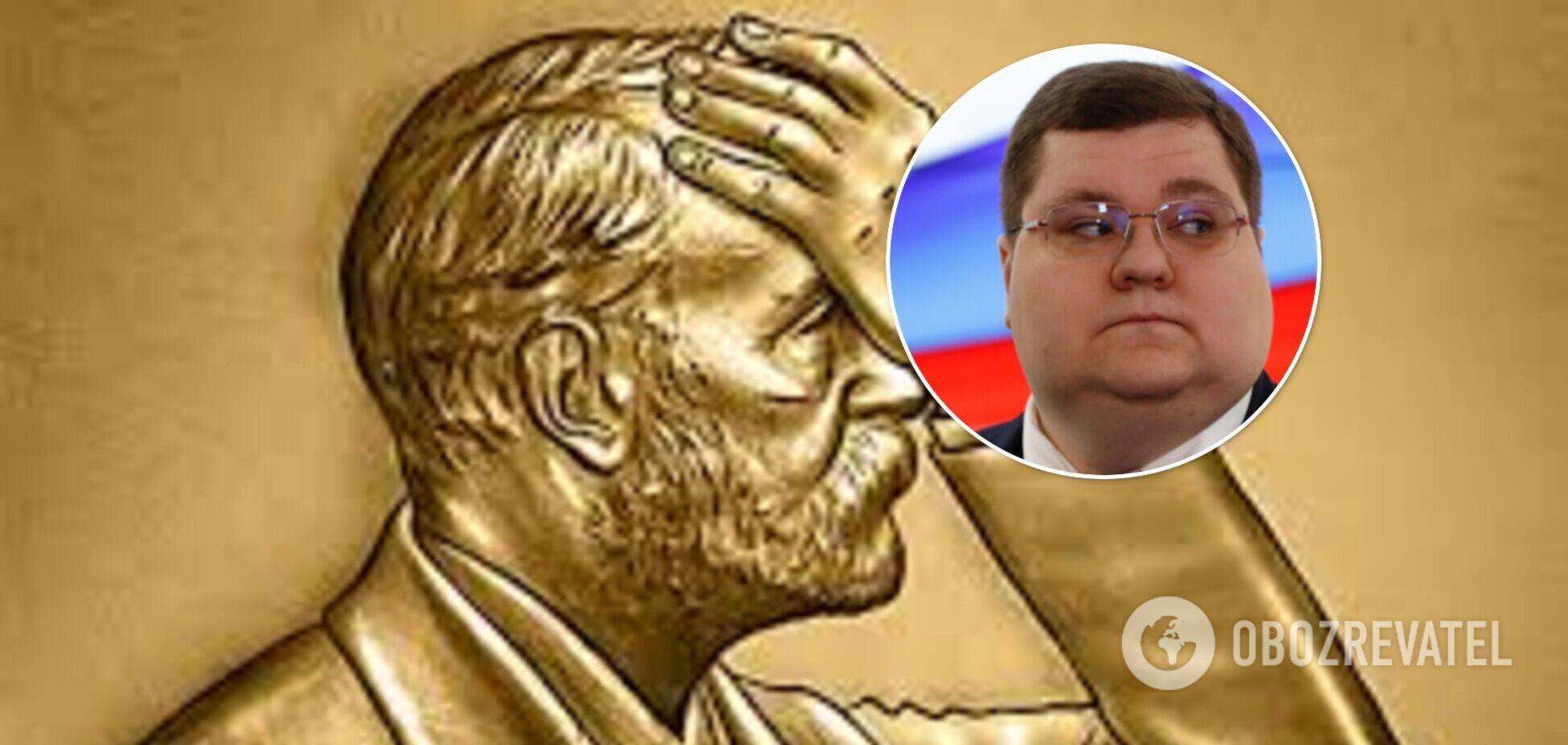 Украинец получил Шнобелевскую премию по экономике, доказав связь коррупции с ожирением чиновников