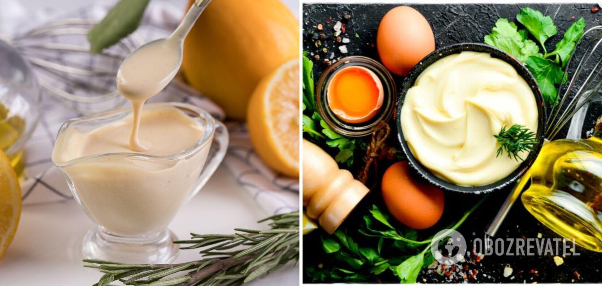 Вкусный домашний майонез – рецепт и секреты приготовления