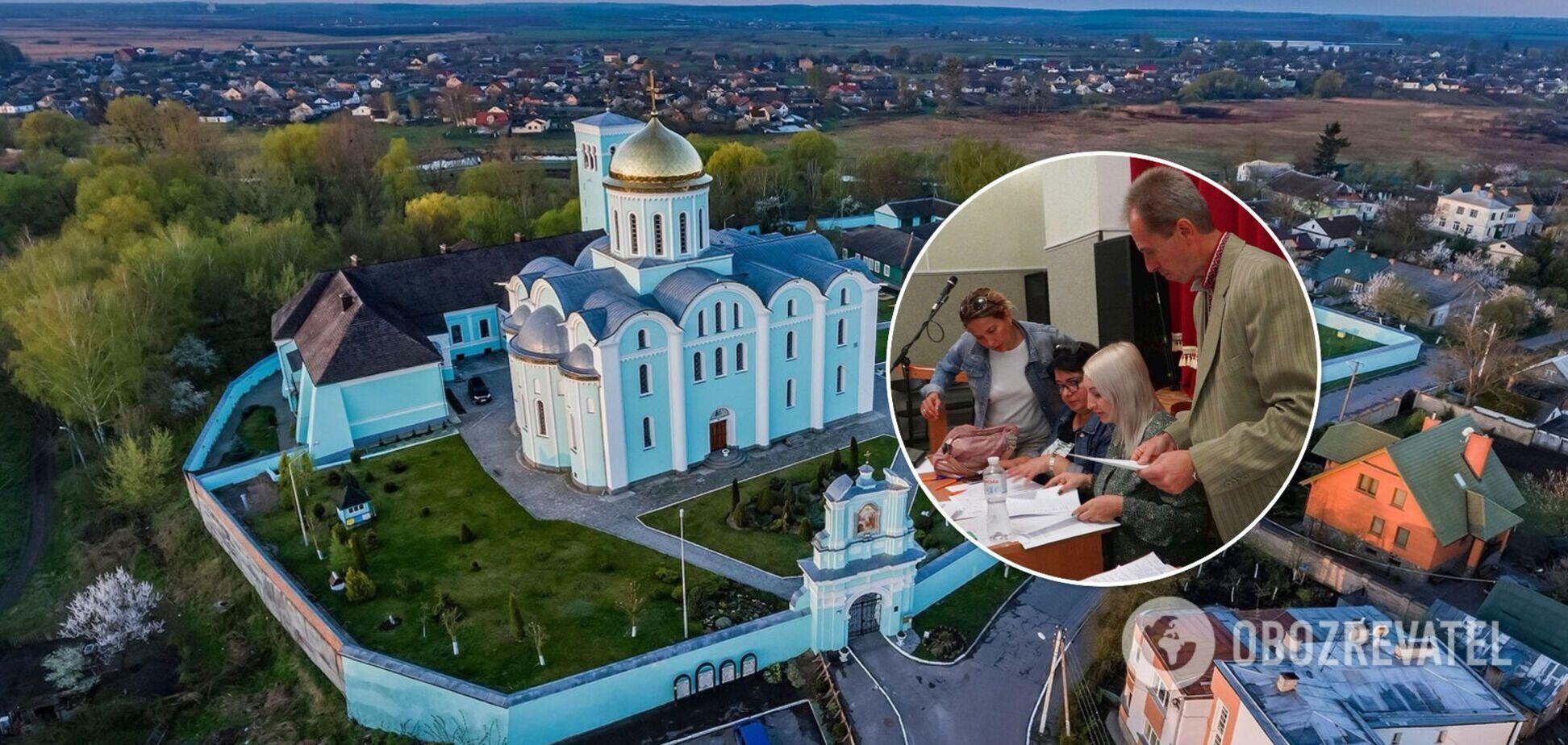 Жители Владимира-Волынского хотят вернуть городу историческое название