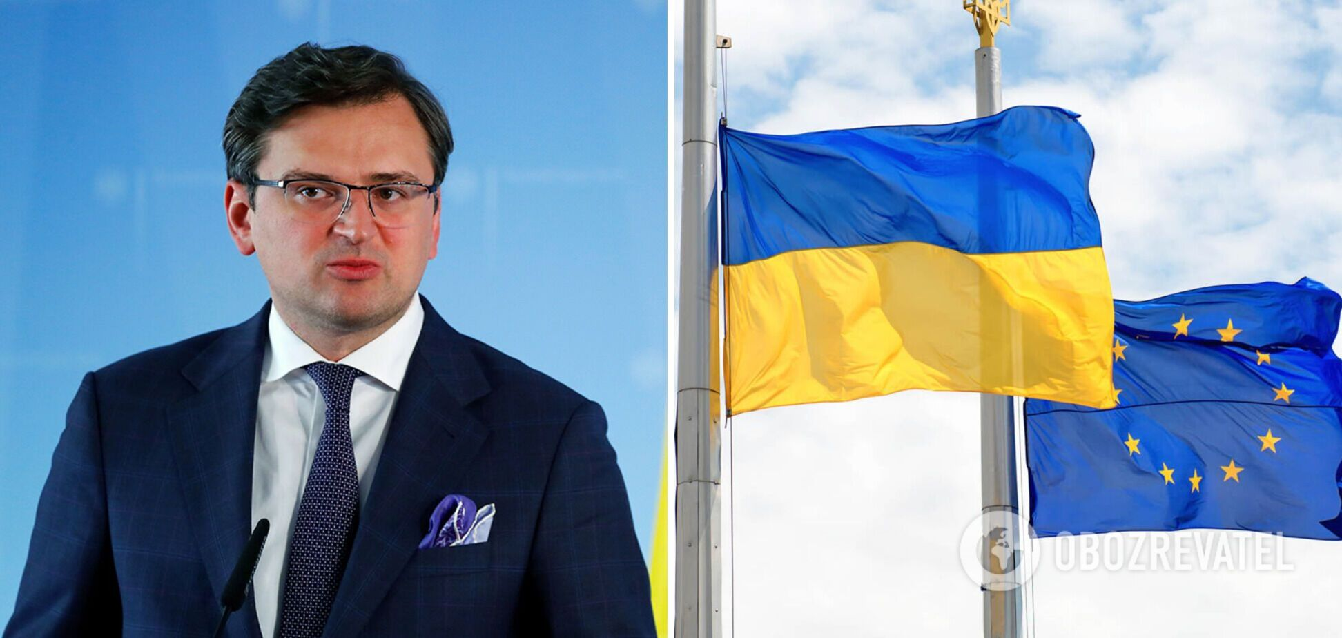 Украина попадет в следующую волну расширения Евросоюза, – Кулеба
