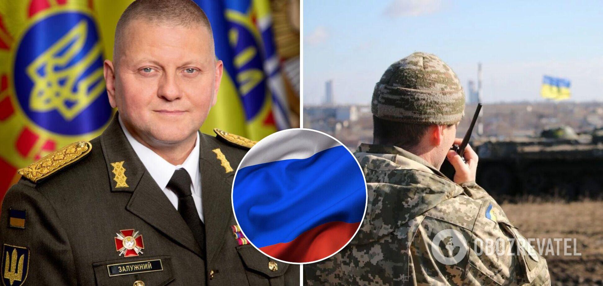 Головнокомандувач ЗСУ про загострення на Донбасі: готуємося до загрози повномасштабного вторгнення РФ