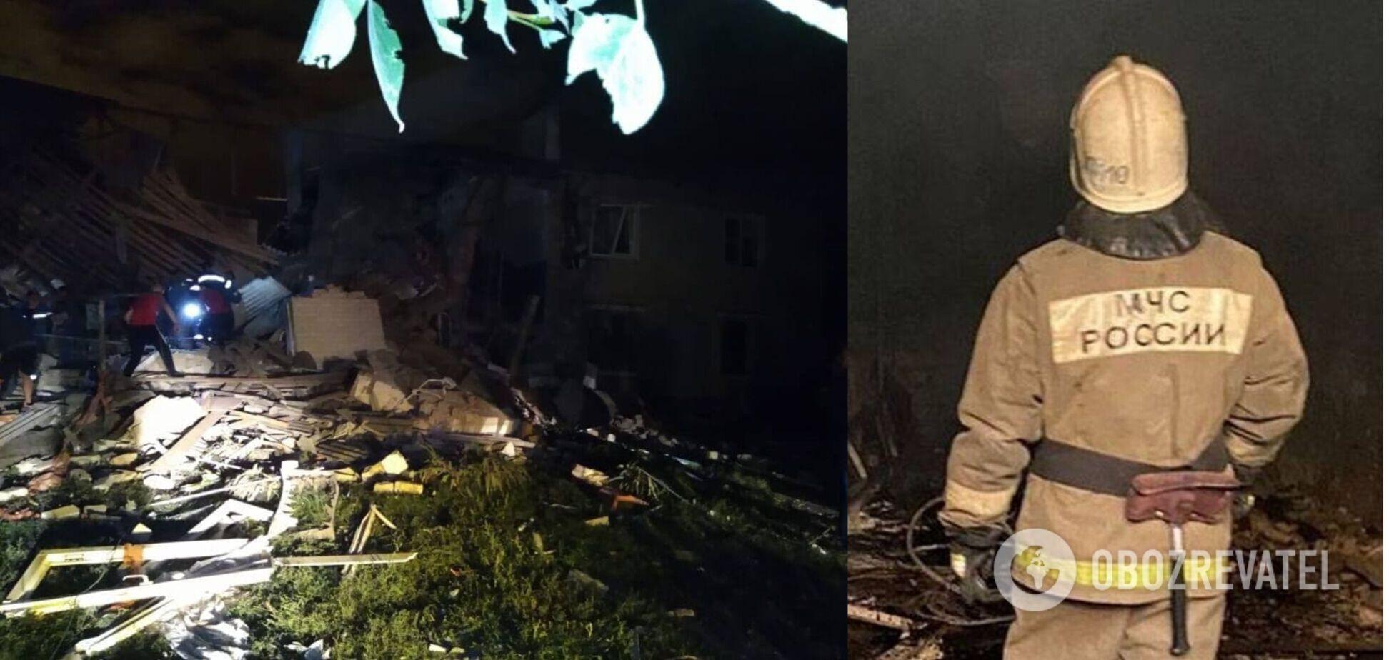 В России в жилом доме прогремел взрыв: среди погибших – ребенок. Фото и видео