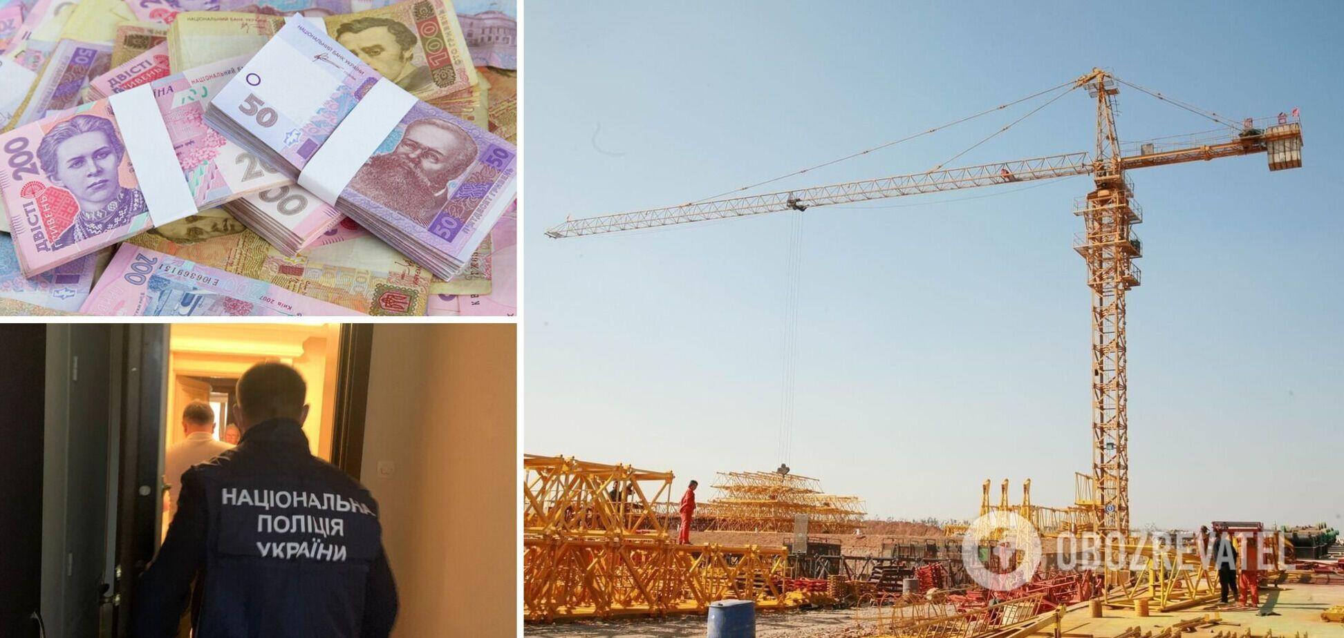 Украинцы инвестировали 2 млн в новый ЖК в Киеве: их обманул застройщик. Фото