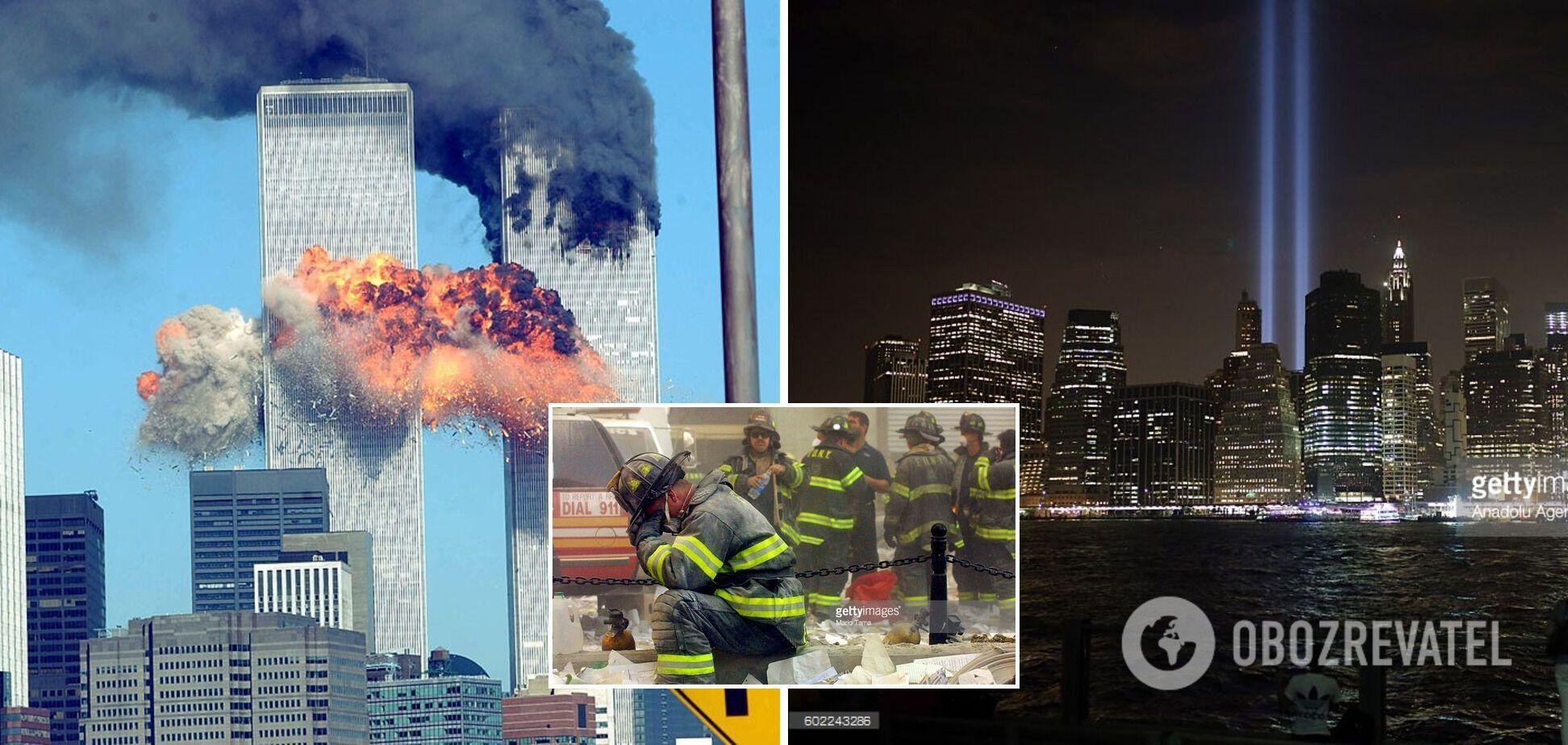 20 років після теракту в США: жах, застиглий на фото