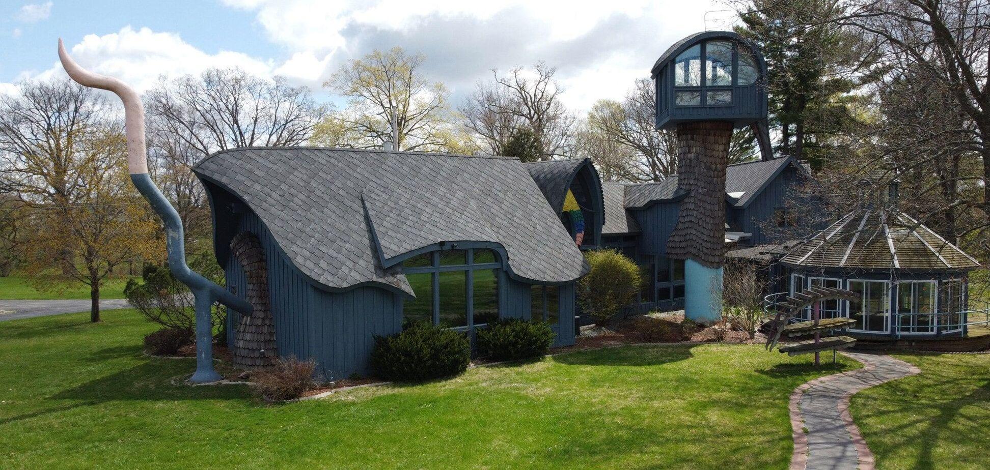 У США за півмільйона доларів продають 'Будинок Дракона'. Фото