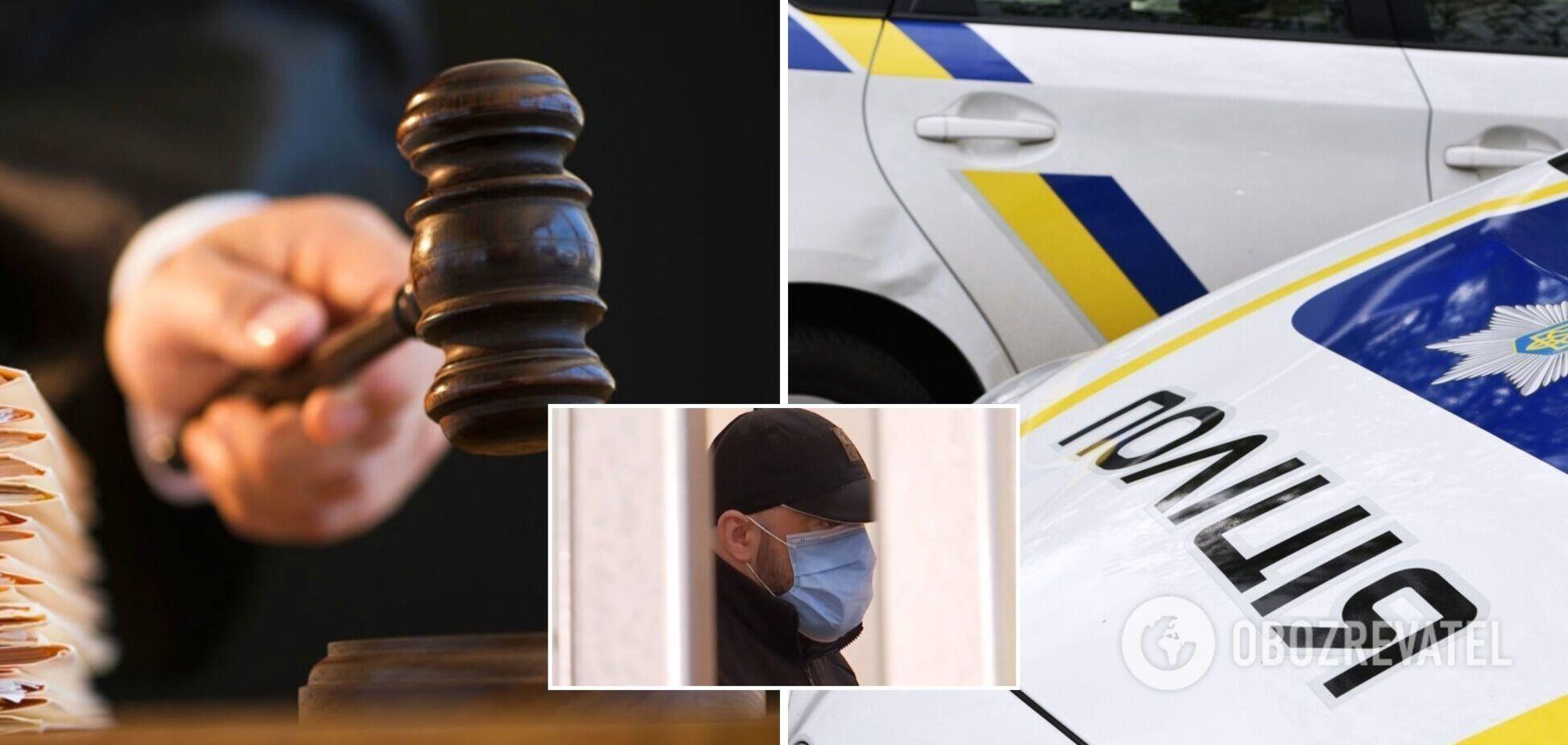 На Львовщине суд назначил условное наказание мужчине, стрелявшему в полицейских, разгорелся скандал. Видео