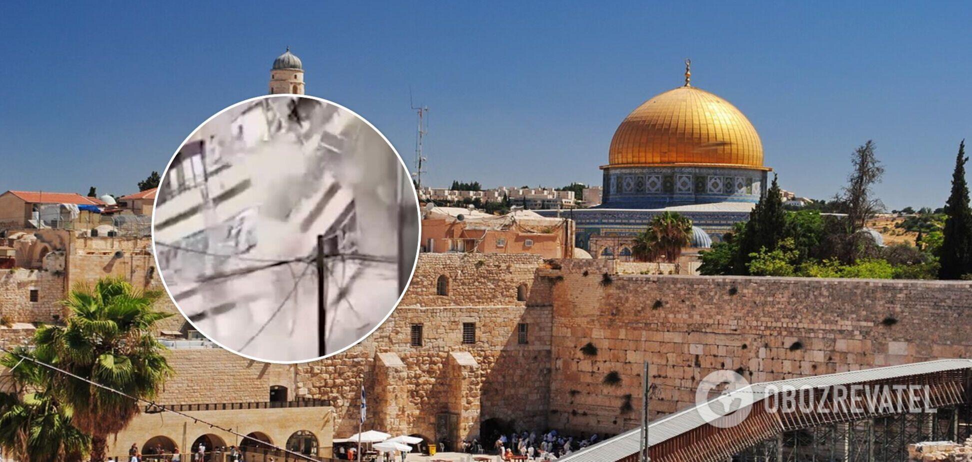 В Израиле рухнул жилой дом