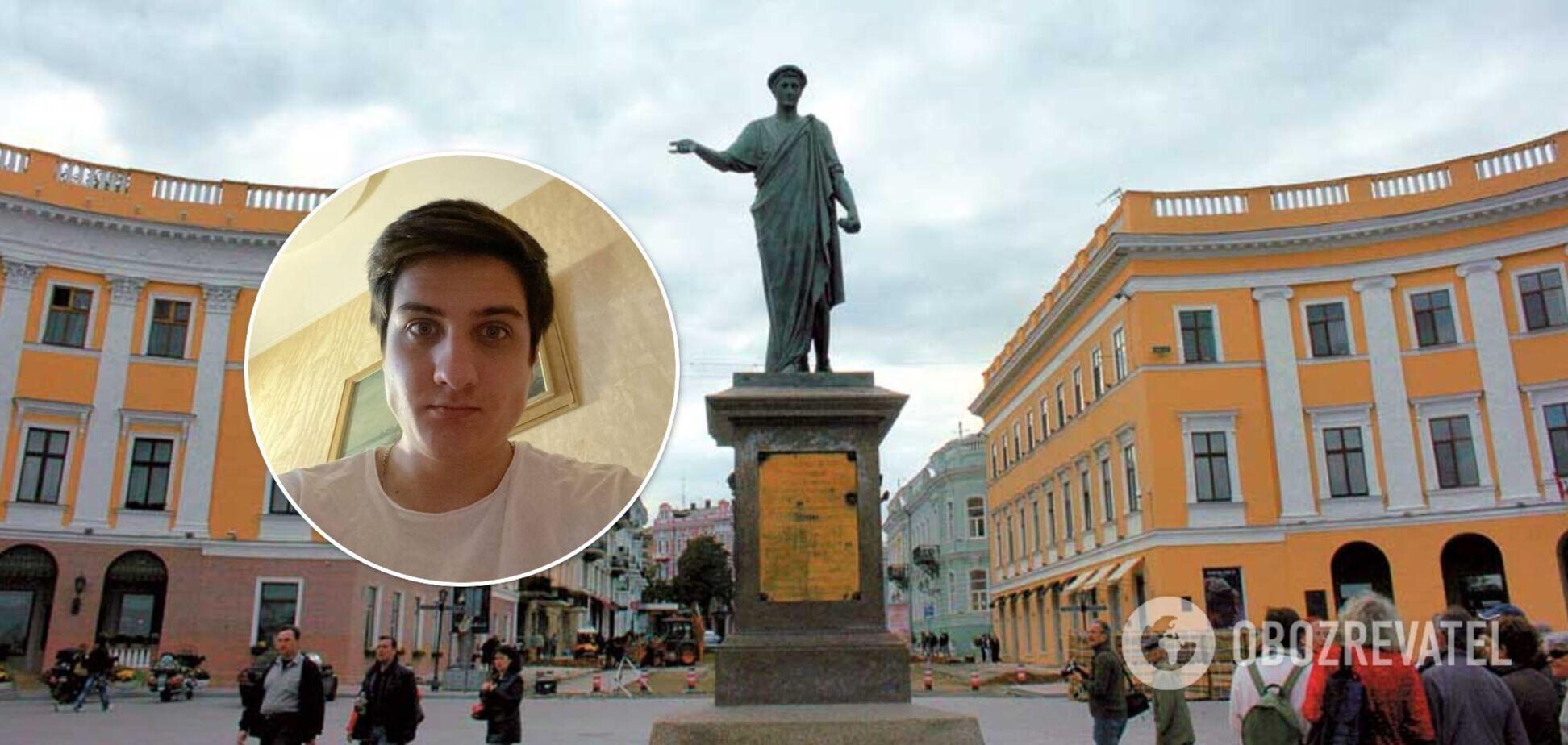 Россиянин переехал жить в Украину и сделал скандальное заявление об Одессе. Видео