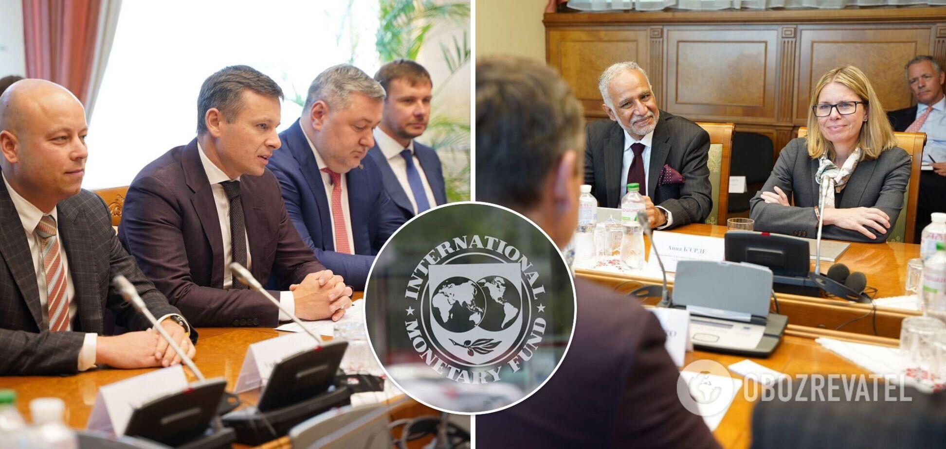 В Україну приїде місія МВФ: у Мінфіні розкрили деталі