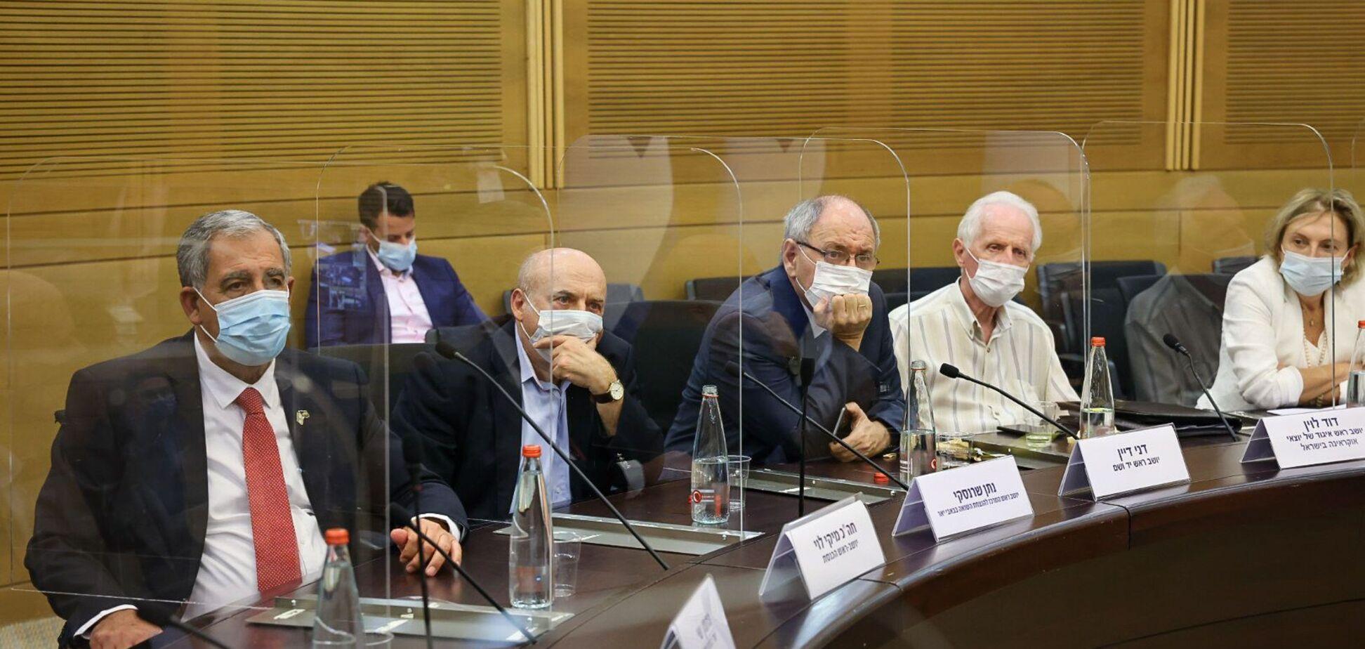 Кнессет Израиля провел заседание, посвященное 80-й годовщине трагедии Бабьего Яра