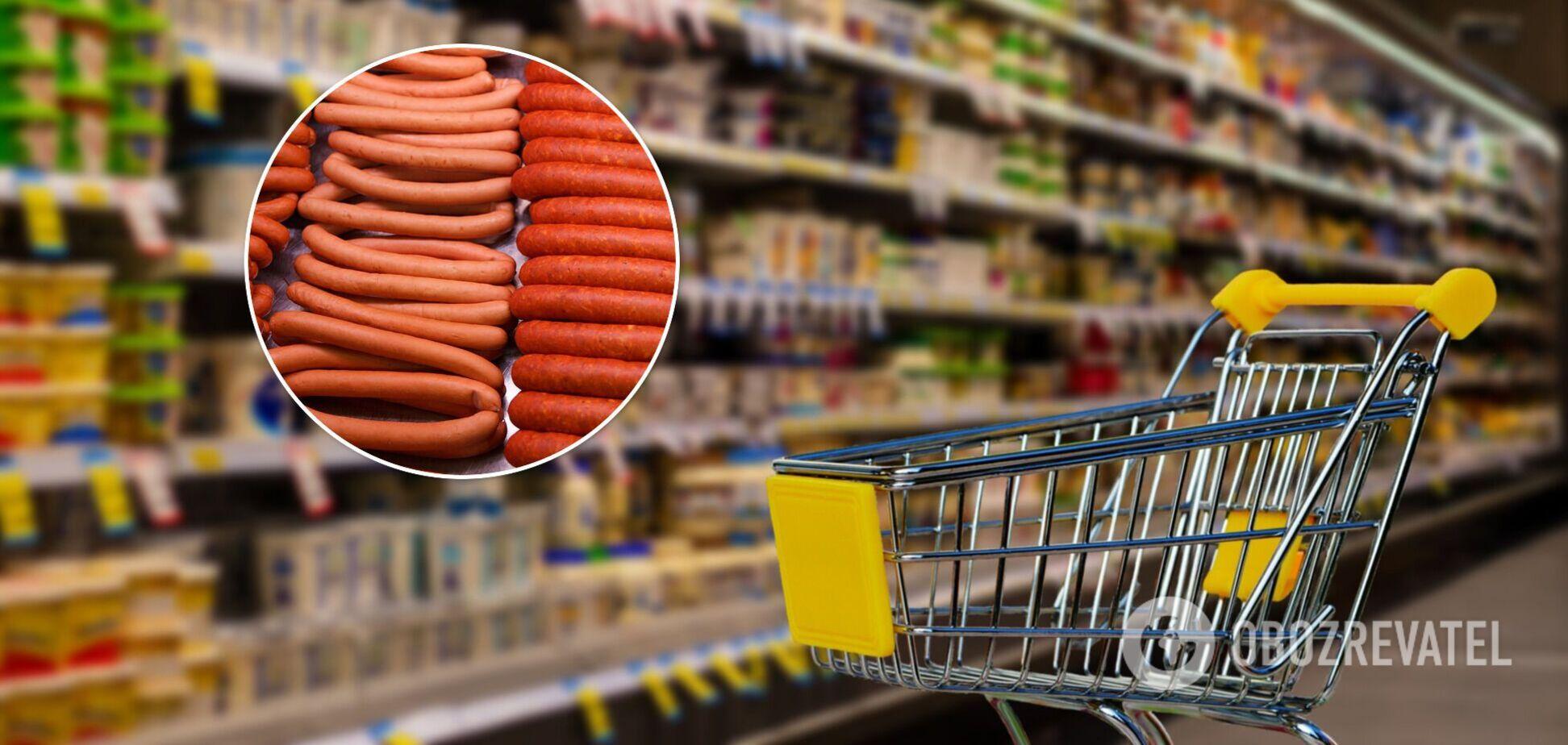В Украине растет количество фальсифицированных продуктов